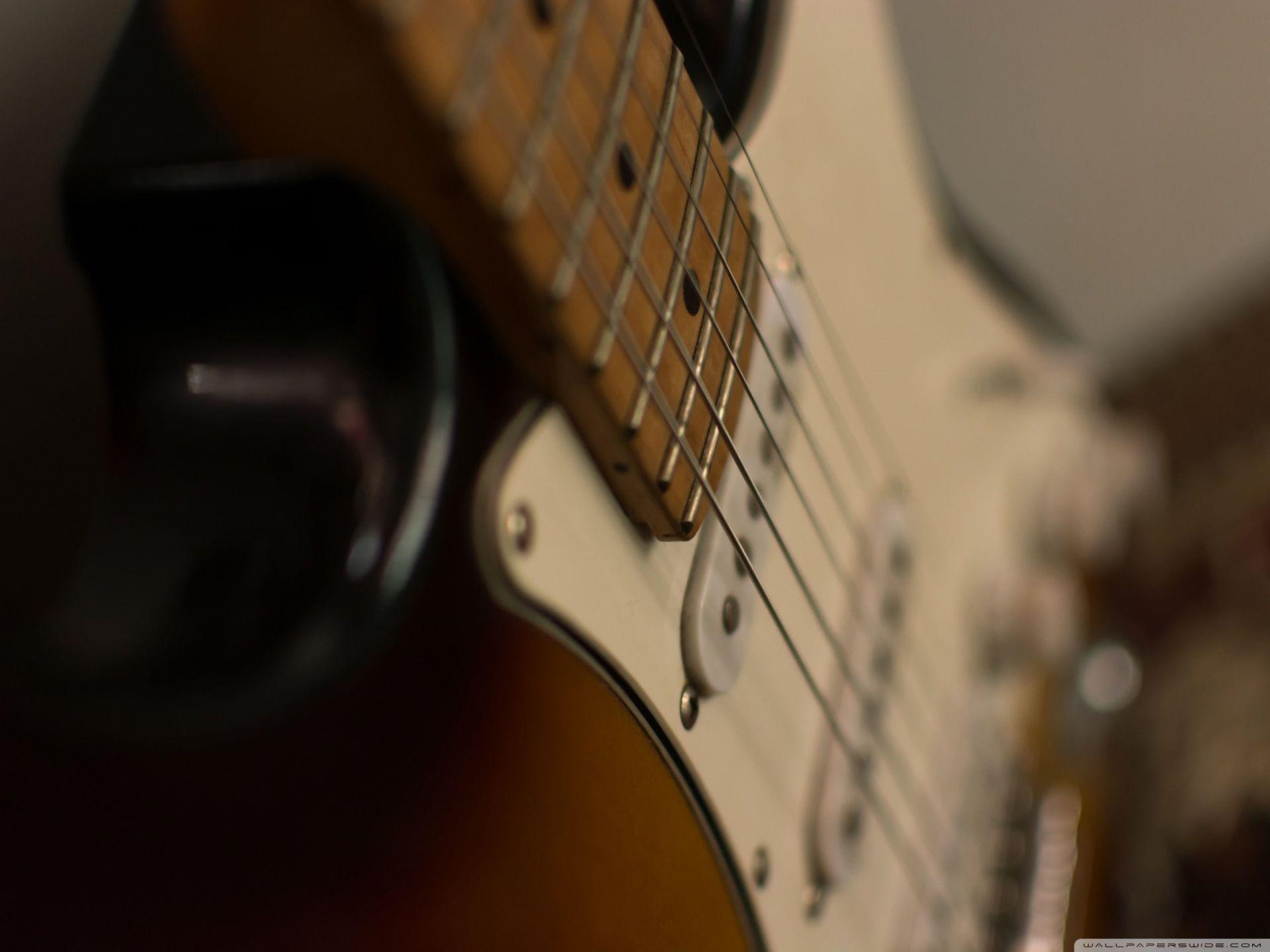 Fender Guitar, PC Wallpaper HD