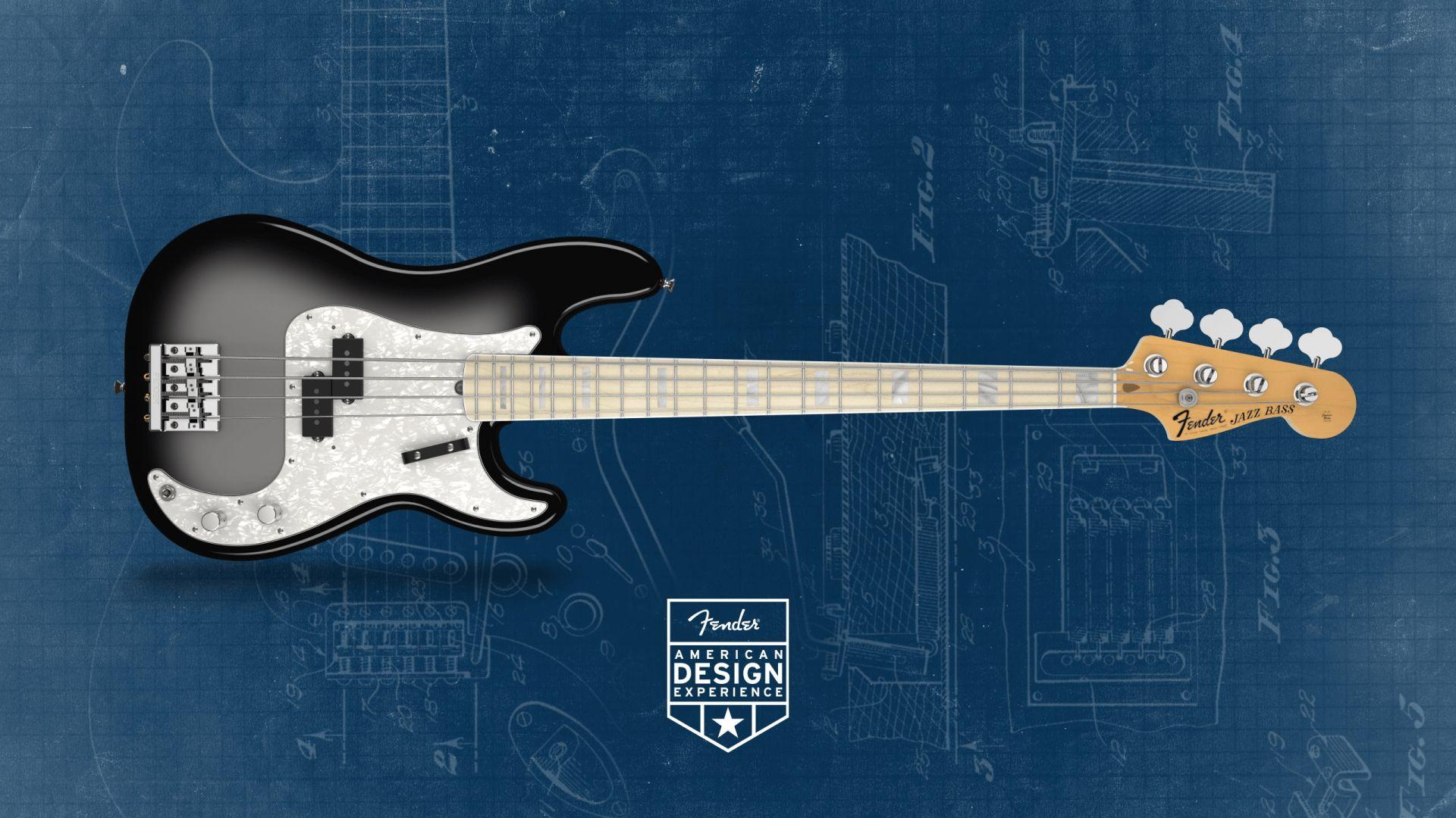 Fender Guitar, Picture