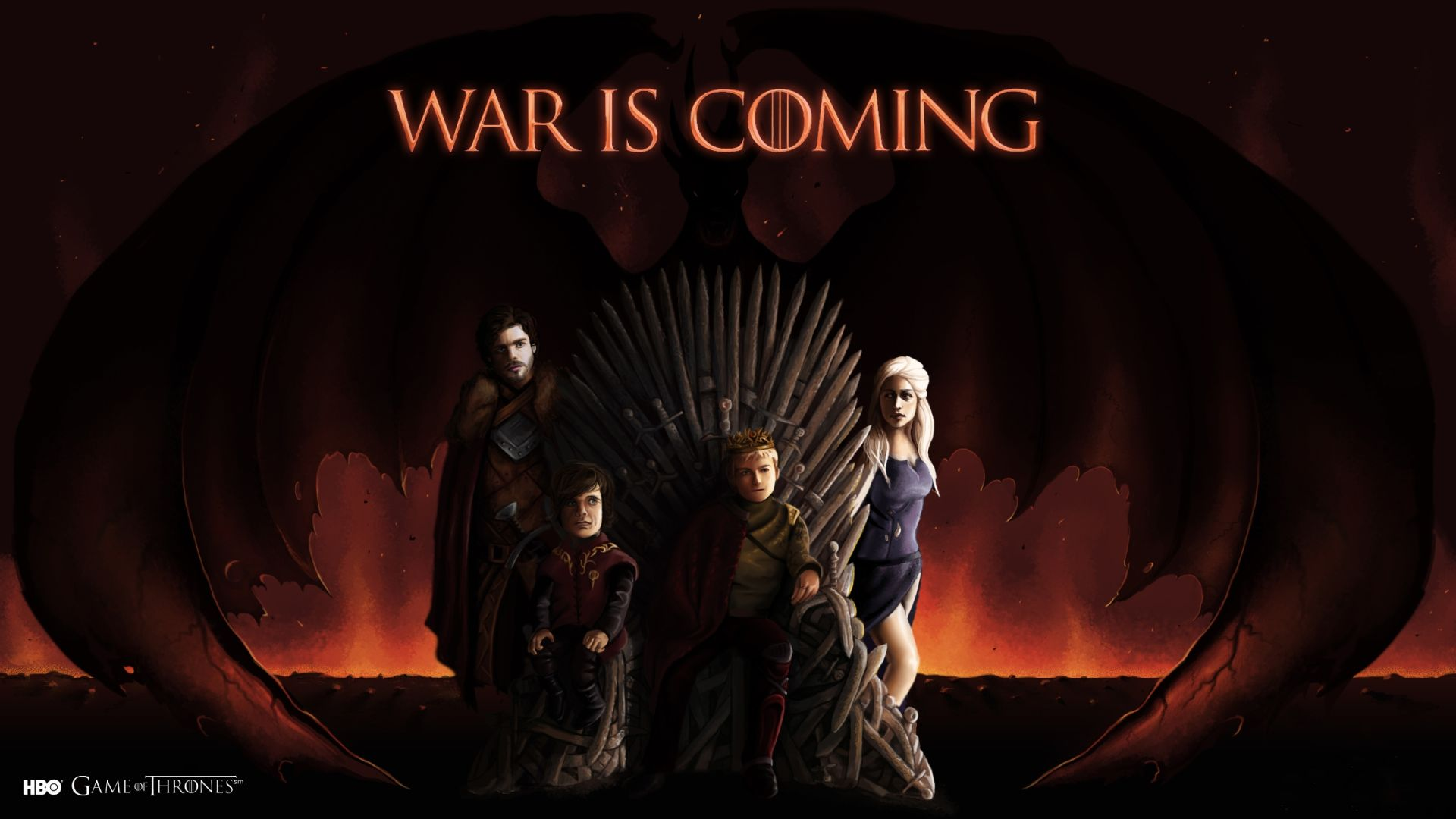 Game of Thrones War is Coming