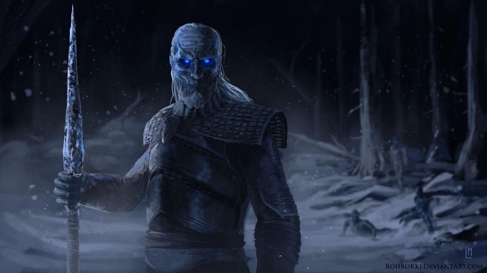 Game of Thrones Walker fan art