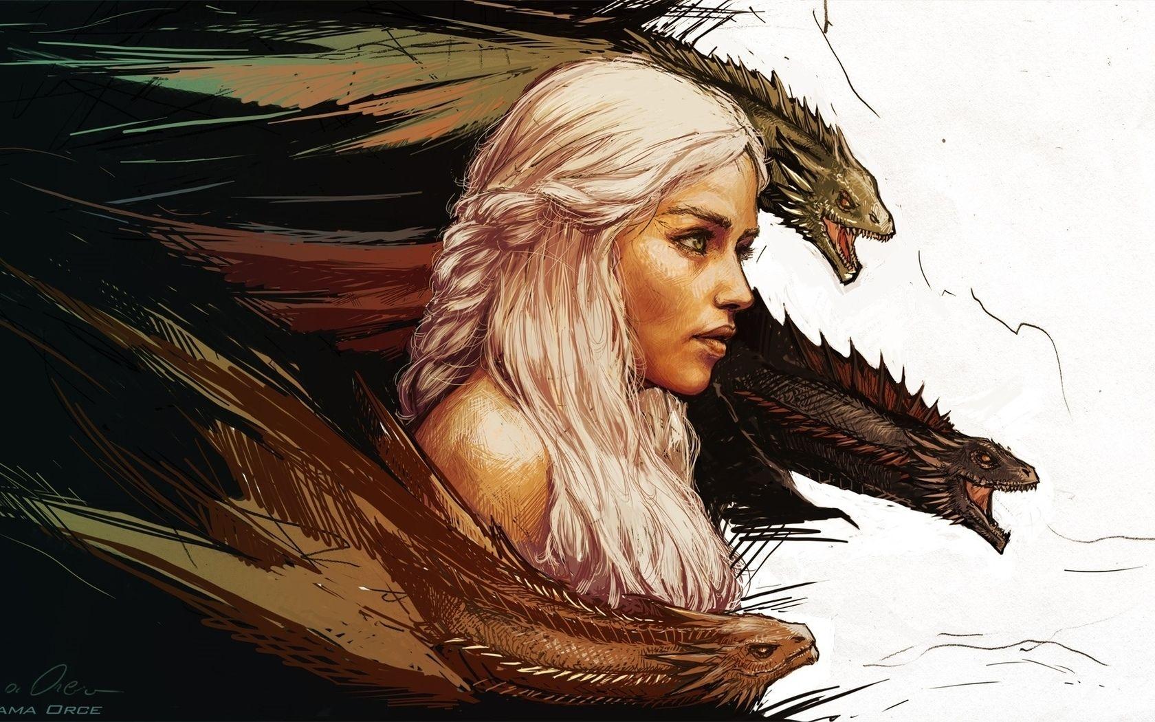 Game of Thrones Daenerys Targaryen picture
