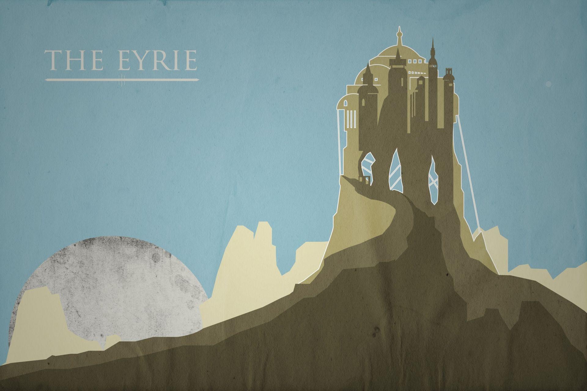 Game of Thrones minimal fan art
