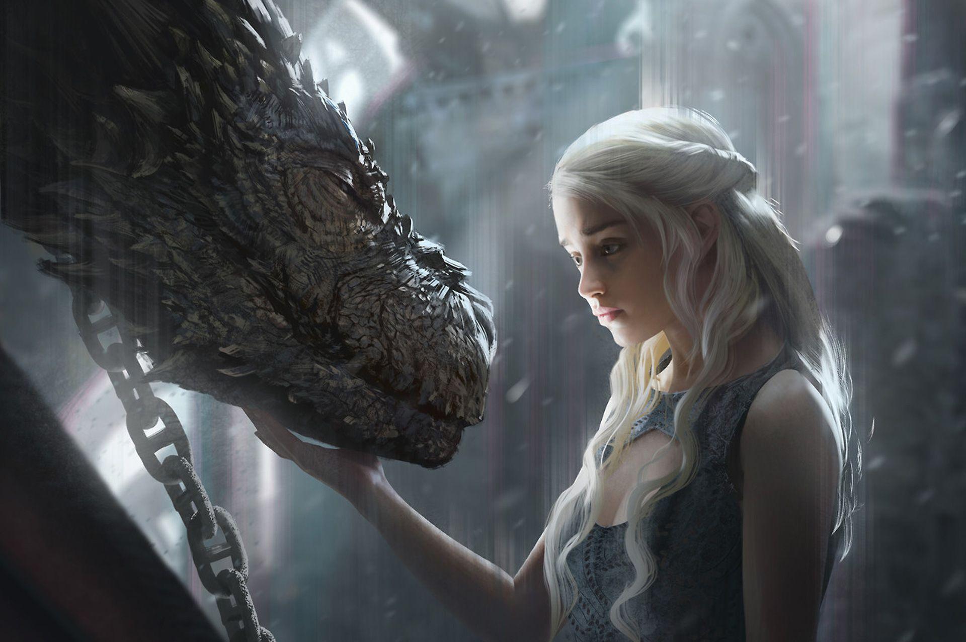 Game of Thrones Daenerys wallpaper