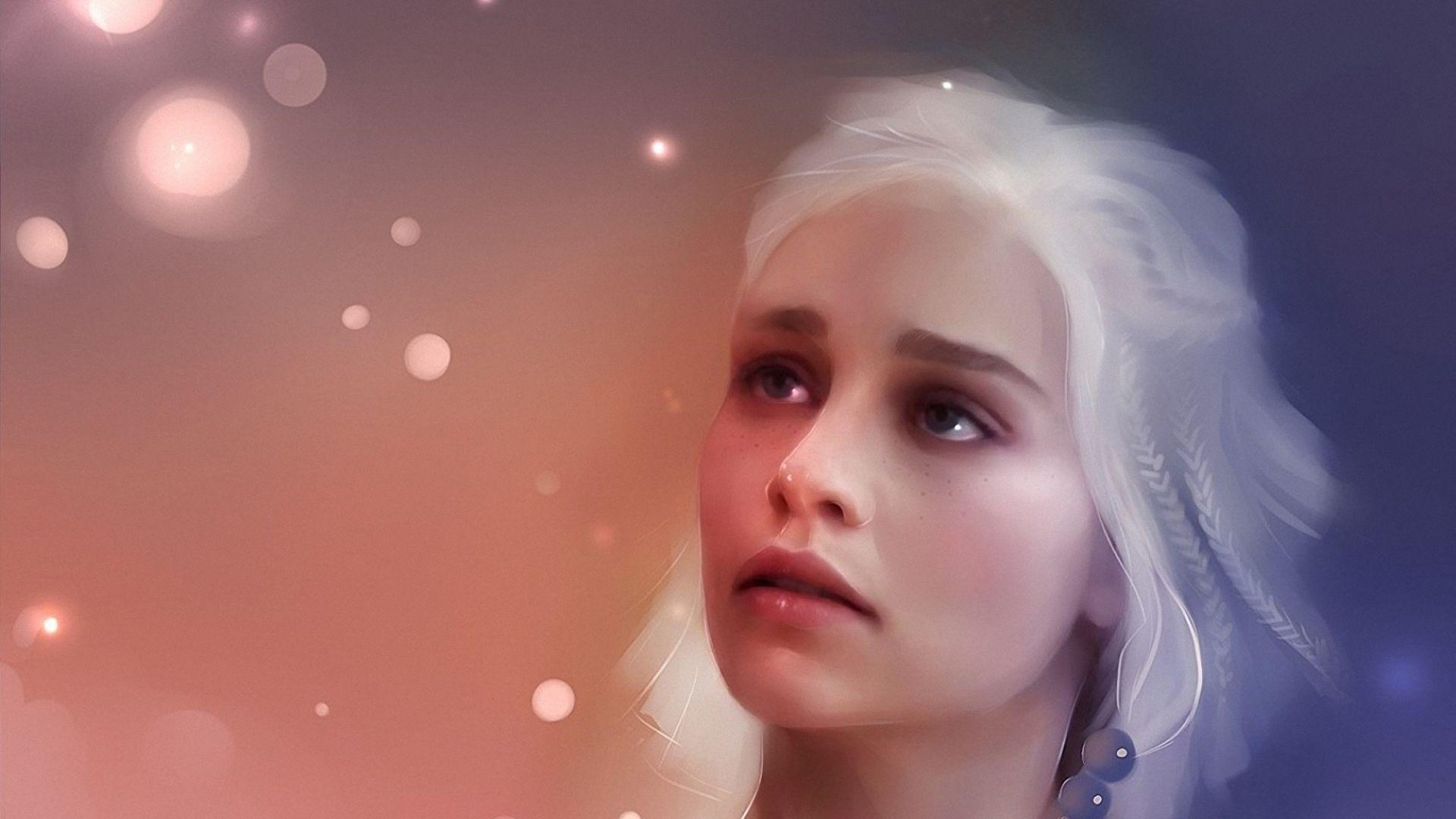 Game of Thrones Daenerys art wallpaper