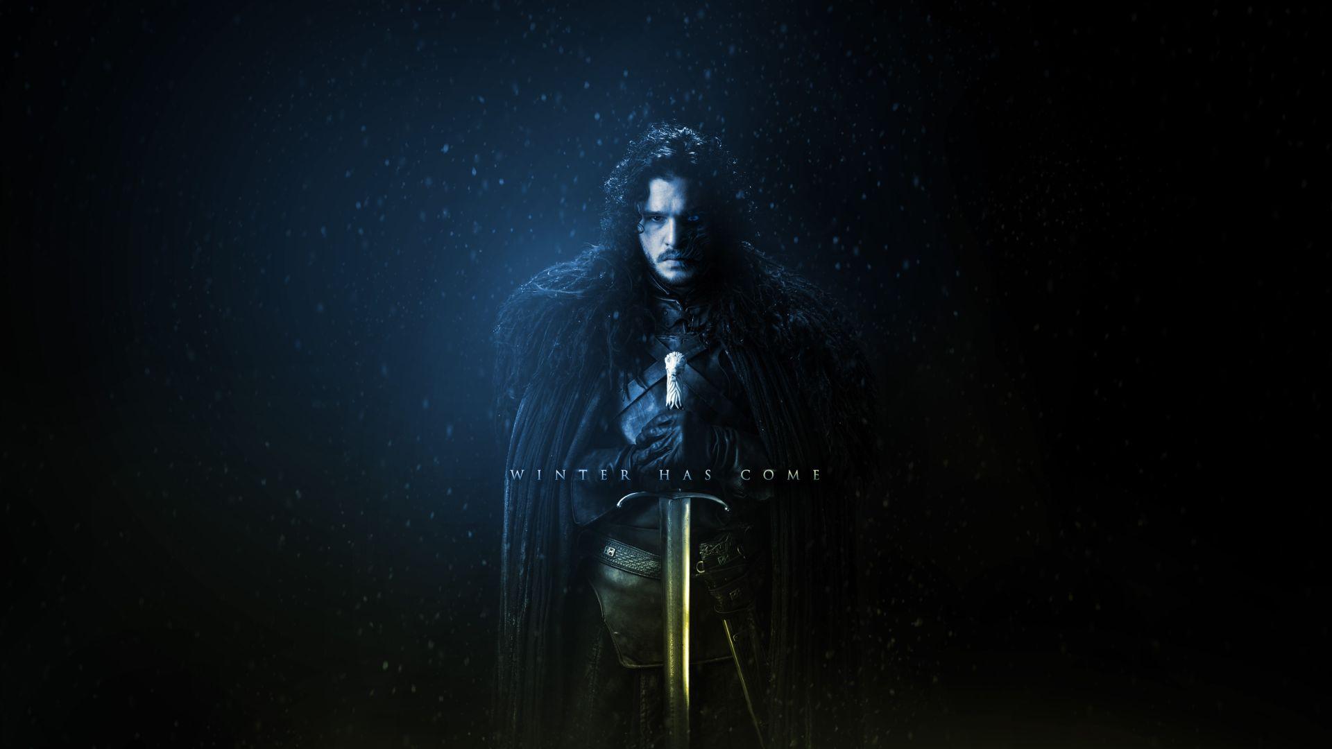 wallpaper Game of Thrones Jon Snow