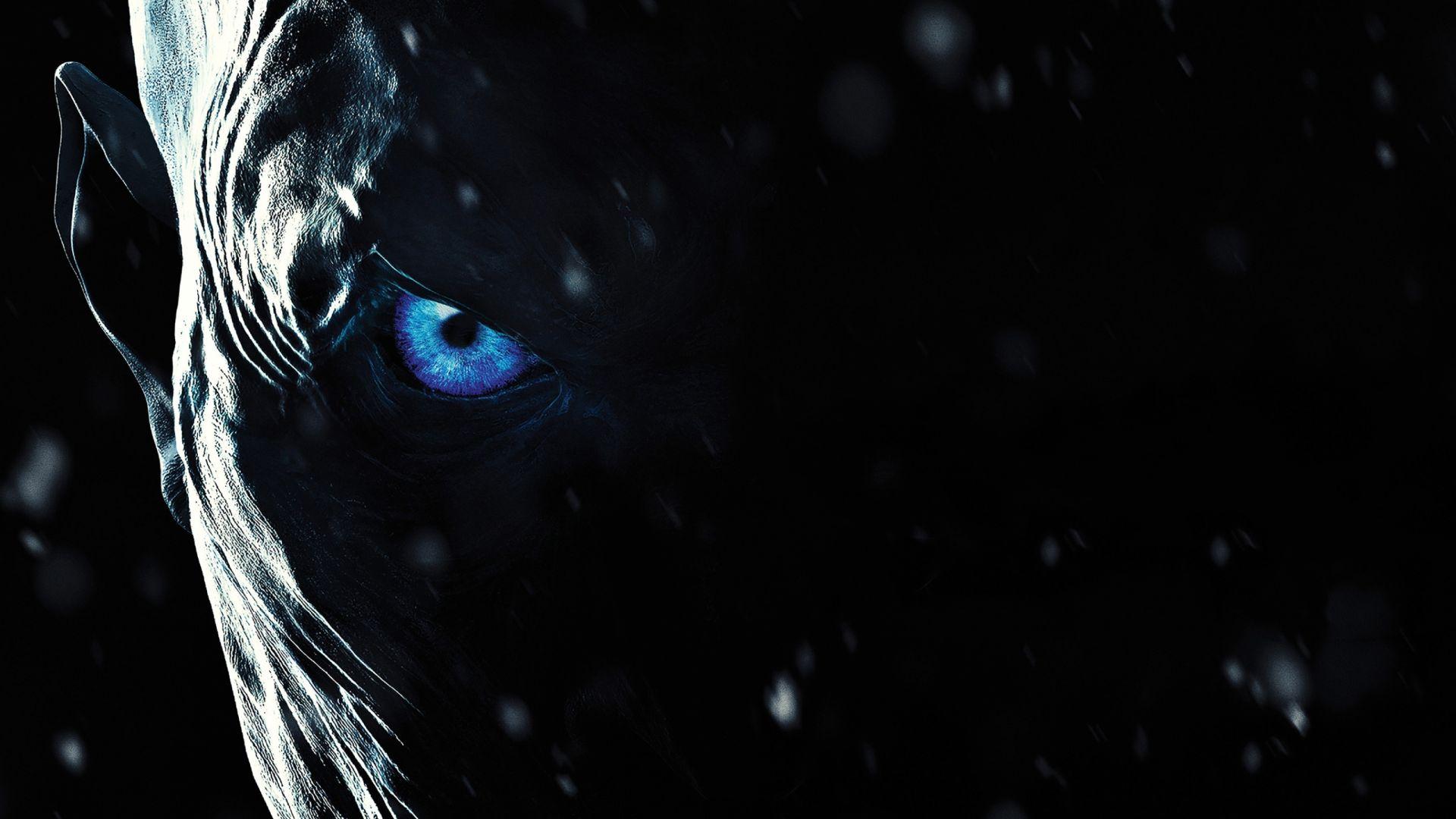 Game of Thrones white walker dark