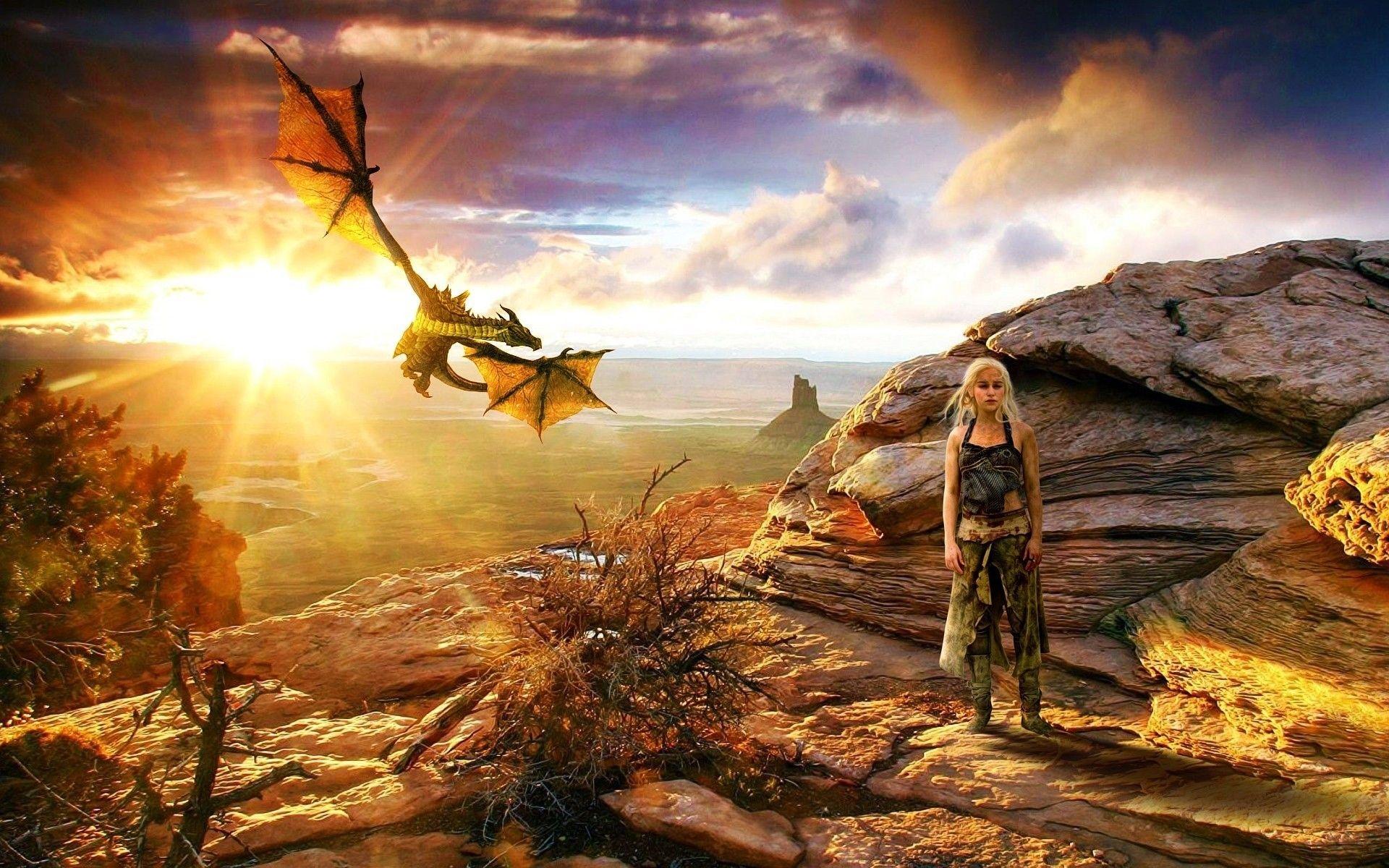 Game of Thrones landscape wallpaper