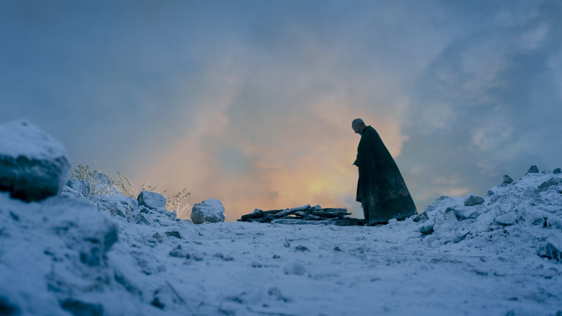Game of Thrones snow