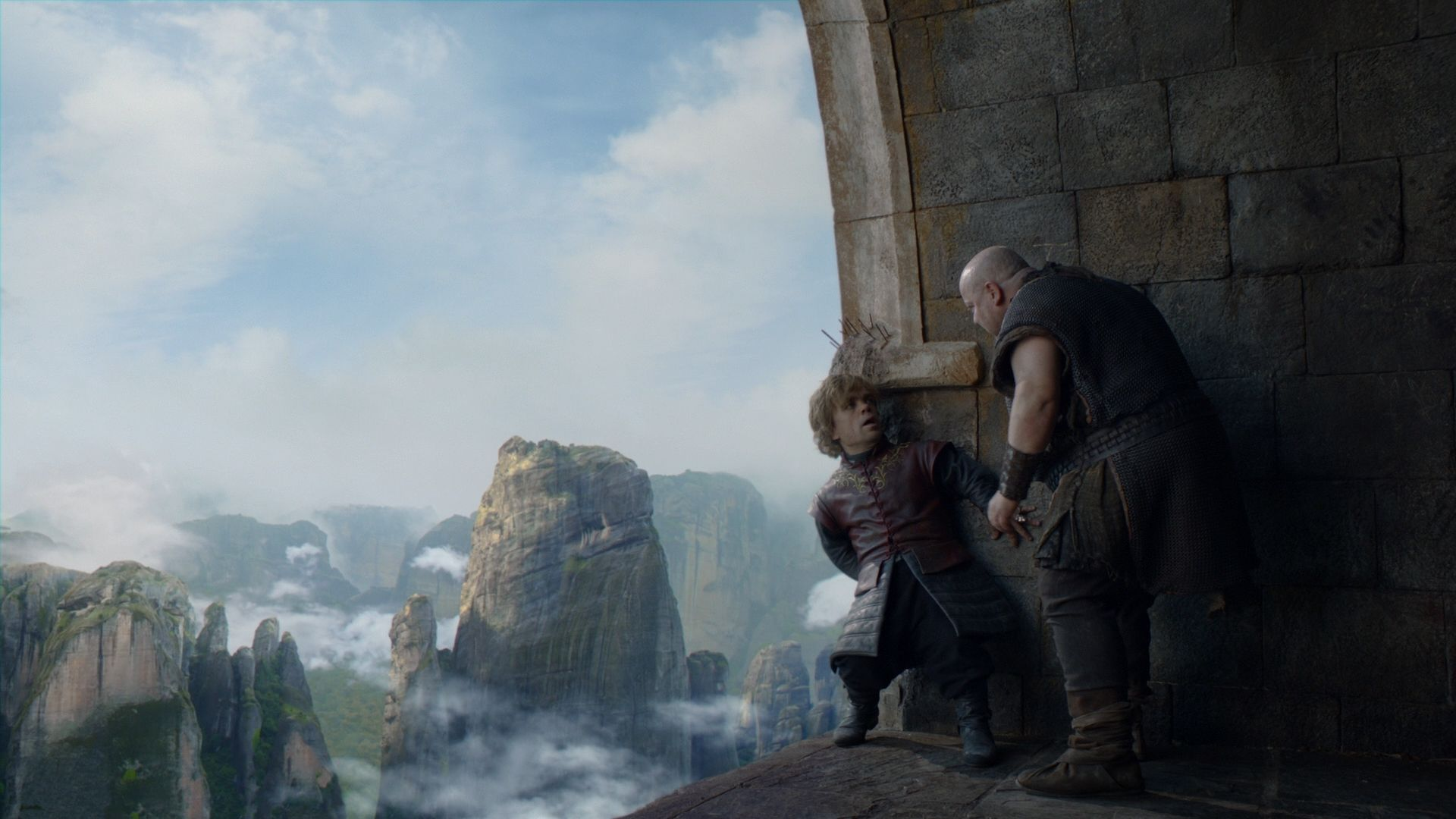 Game of Thrones landscape image