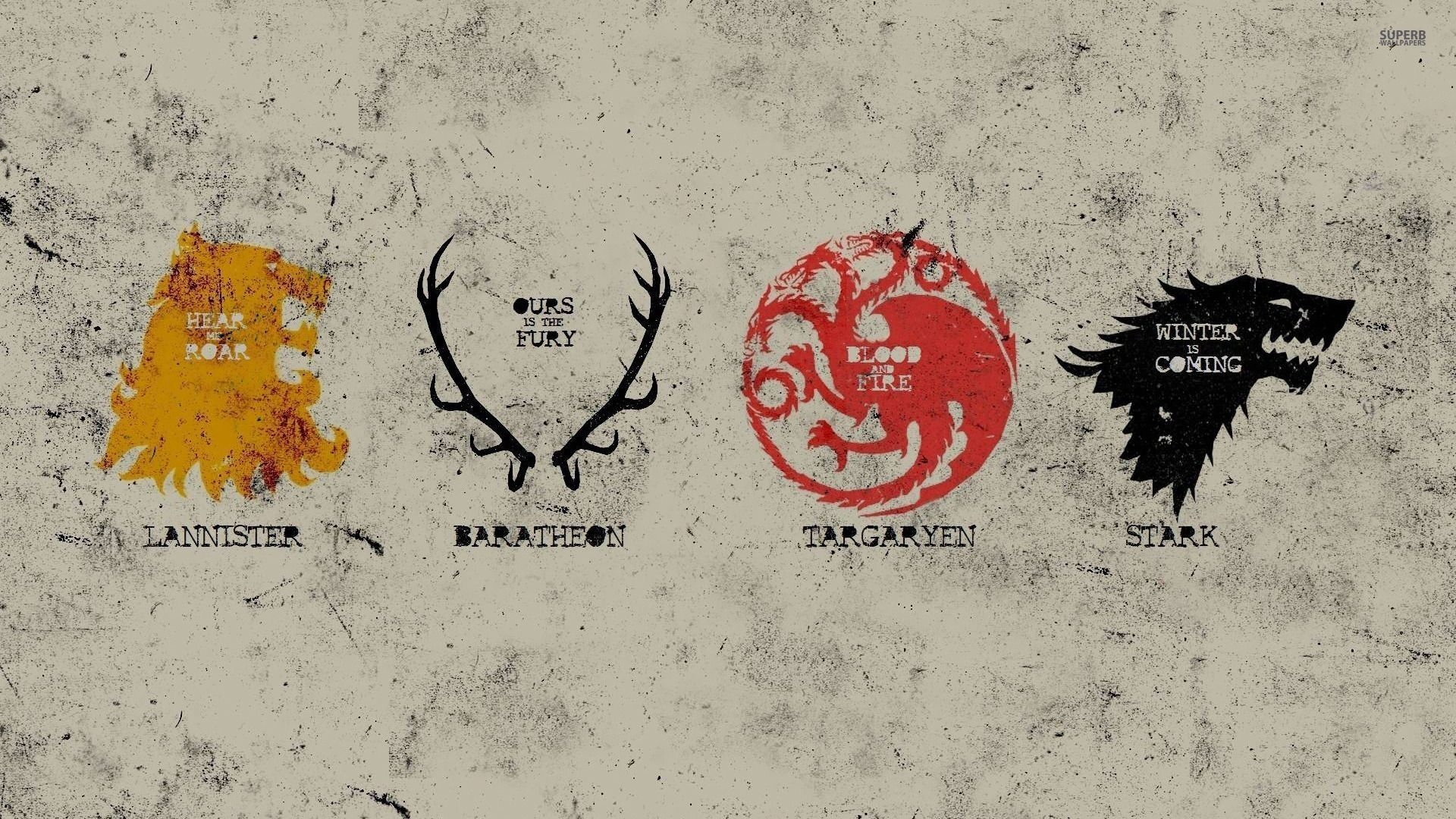 Game of Thrones 4 Sigils