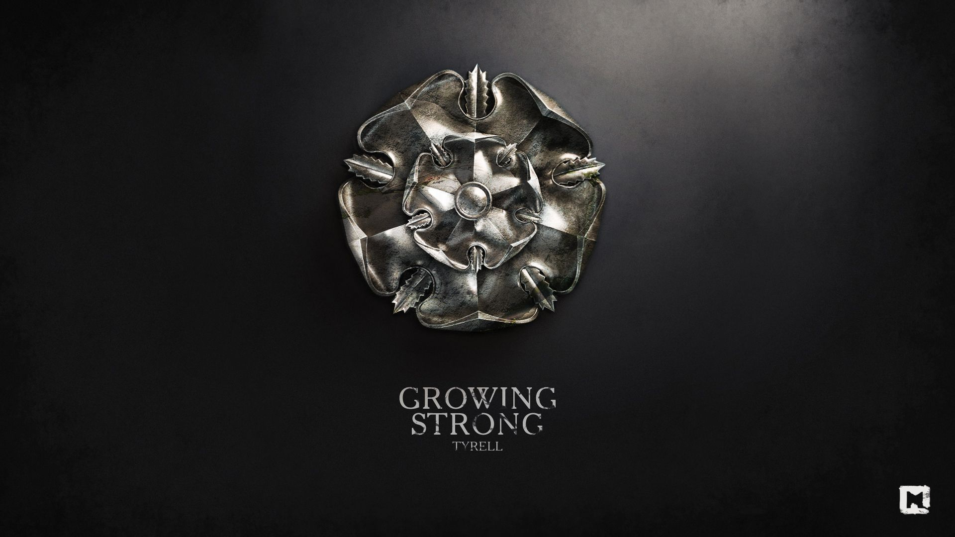 Game of Thrones Sigil House Tyrell