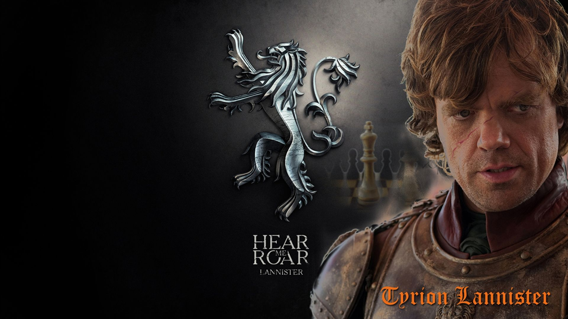 Game of Thrones Sigil Lannister House