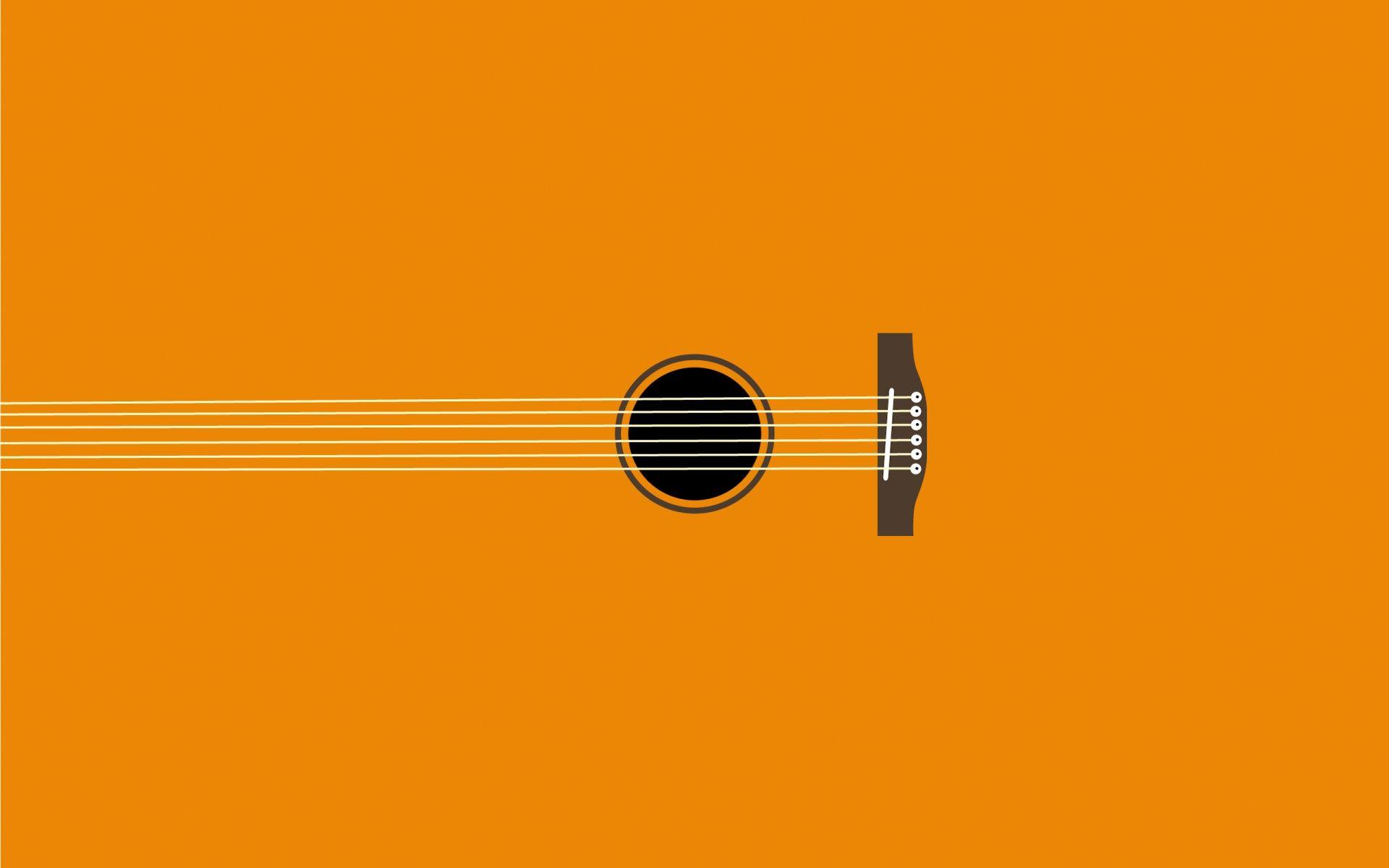 Guitar Abstract, New Wallpaper