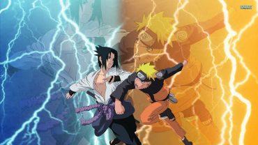 Naruto and Sasuke, Image