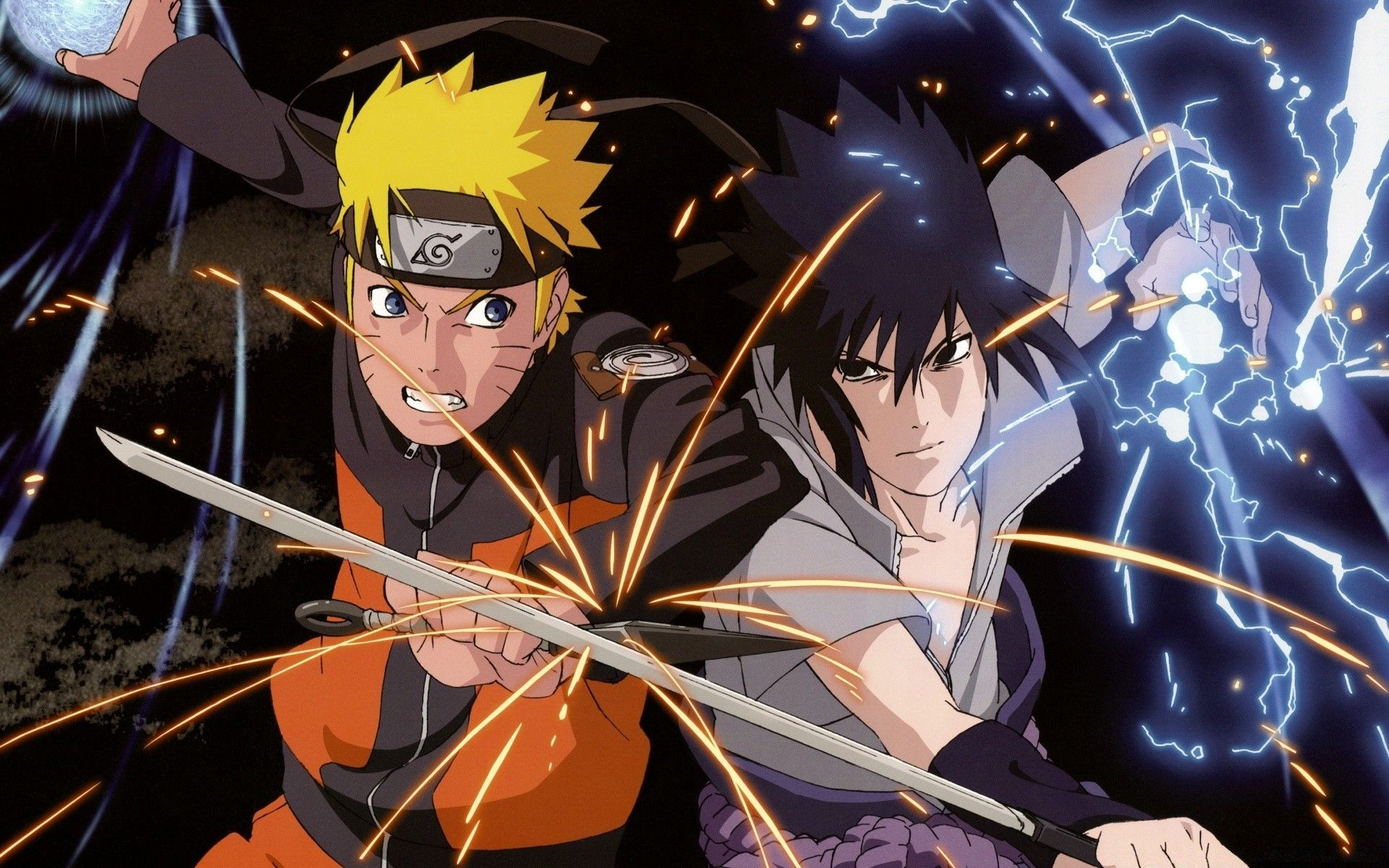 Naruto and Sasuke, Picture