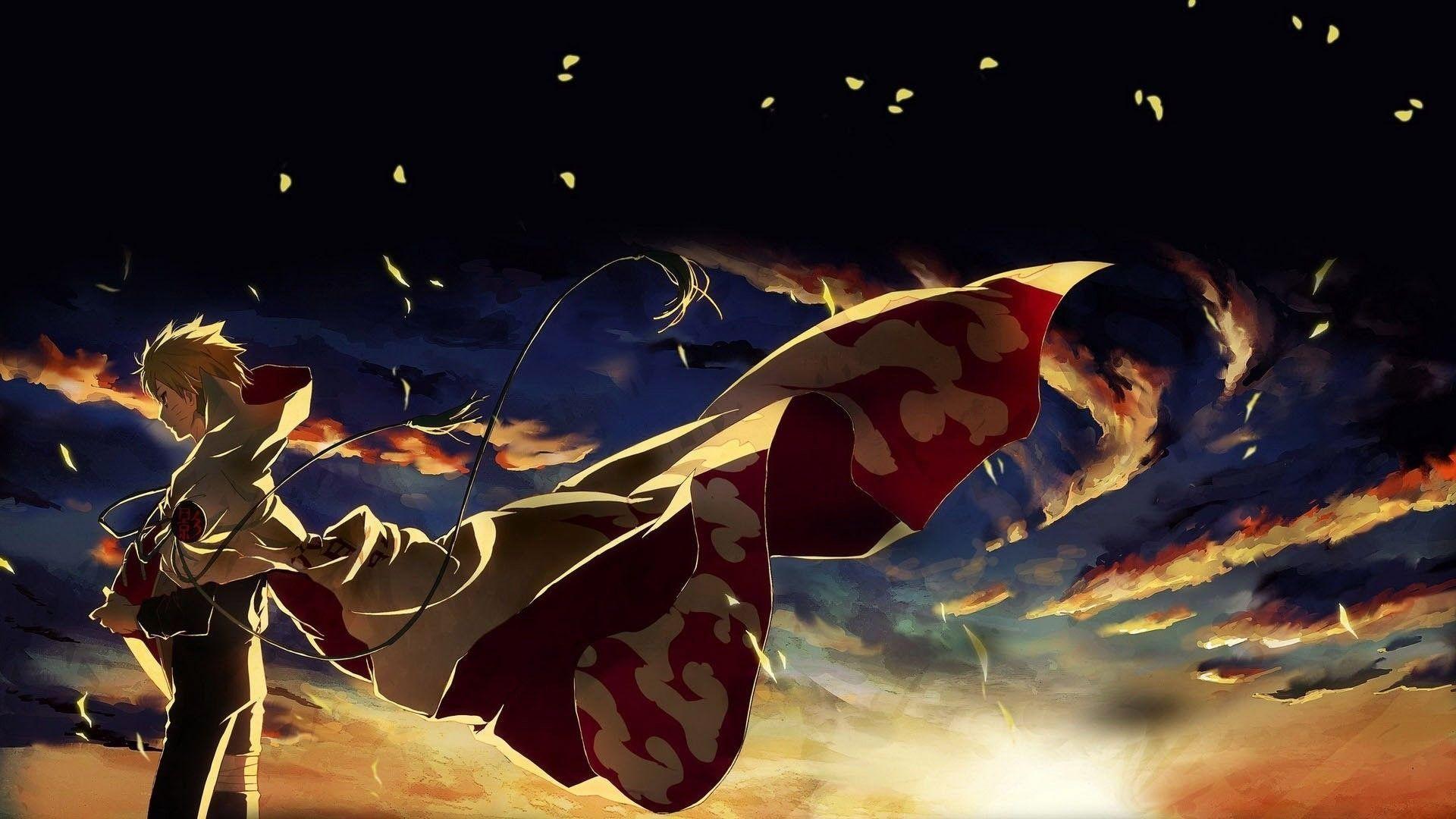 Naruto and Sasuke, Background Wallpaper