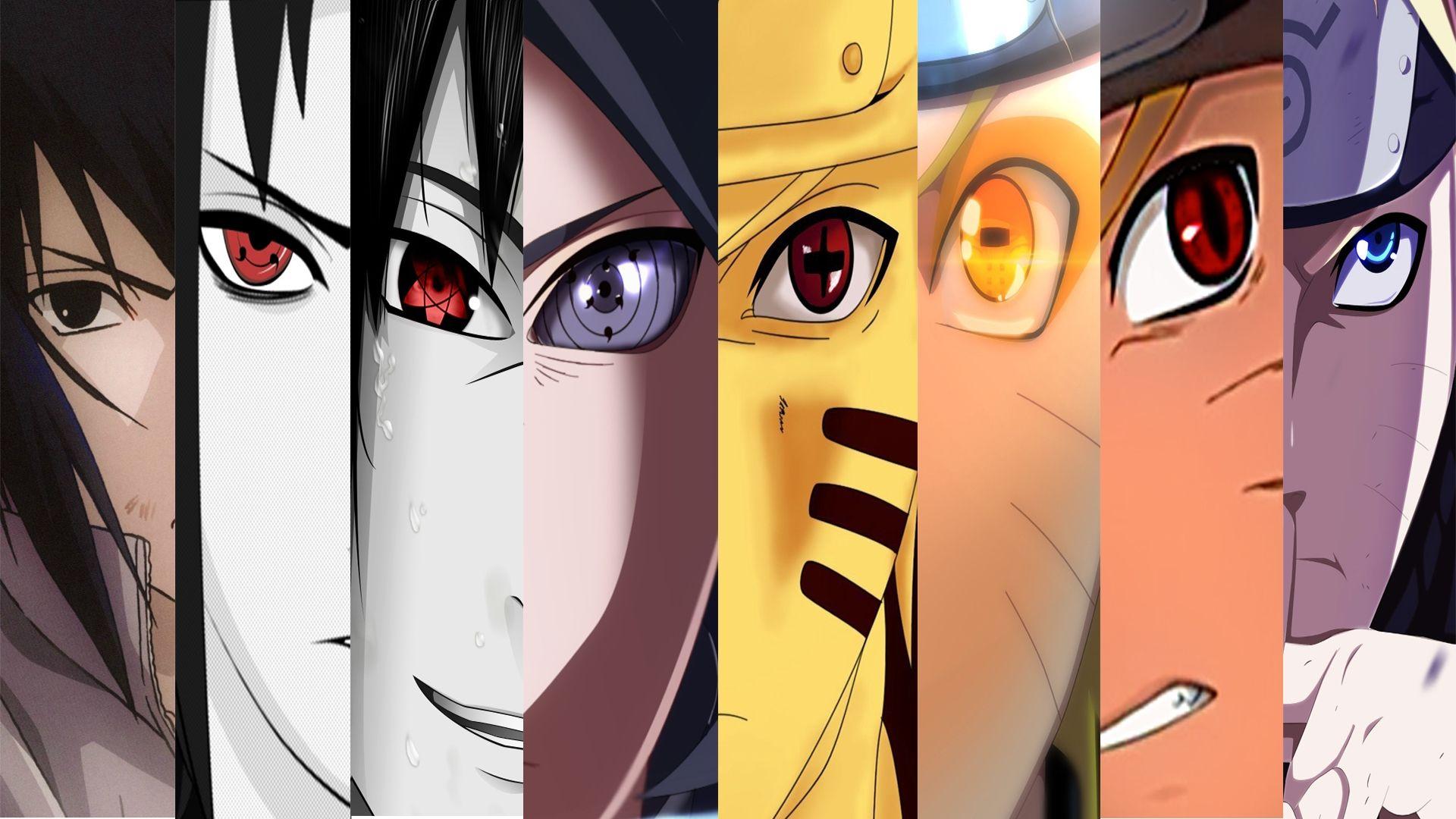 Naruto And Sasukeart, Background
