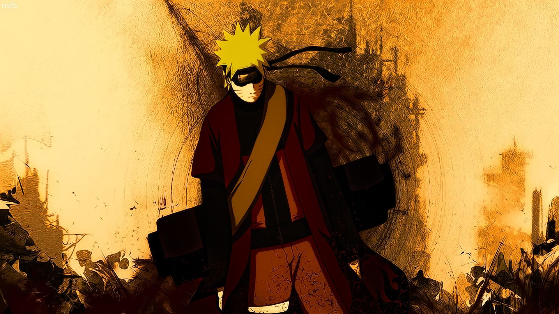 Naruto Desktop, Free Wallpaper