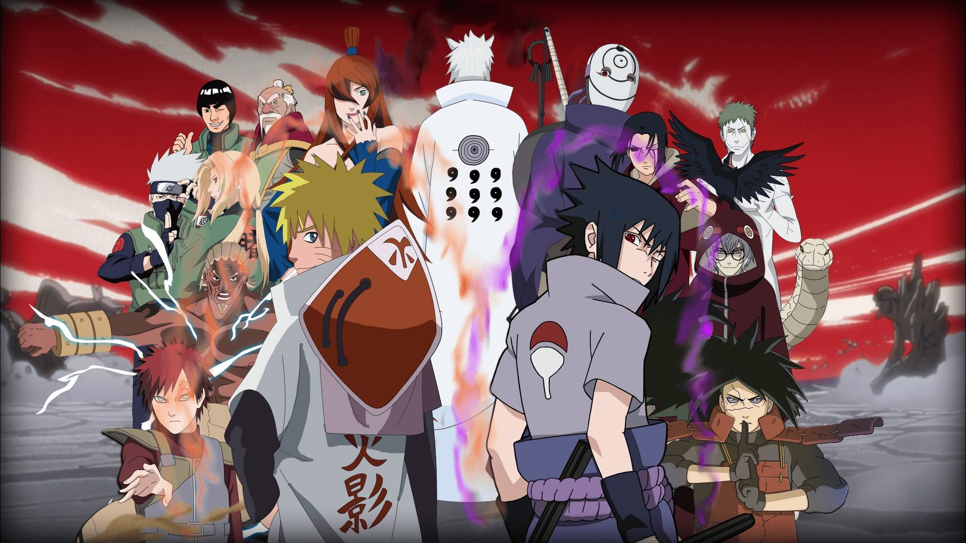 Naruto Desktop, Good Wallpaper