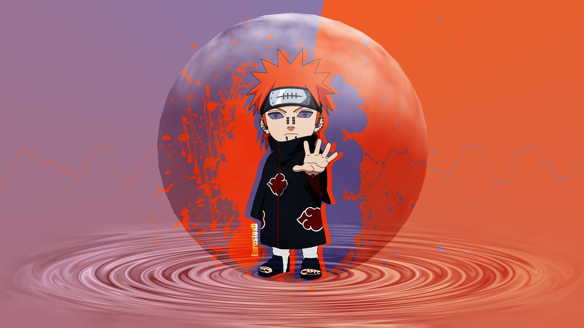 Naruto Desktop, Wallpaper