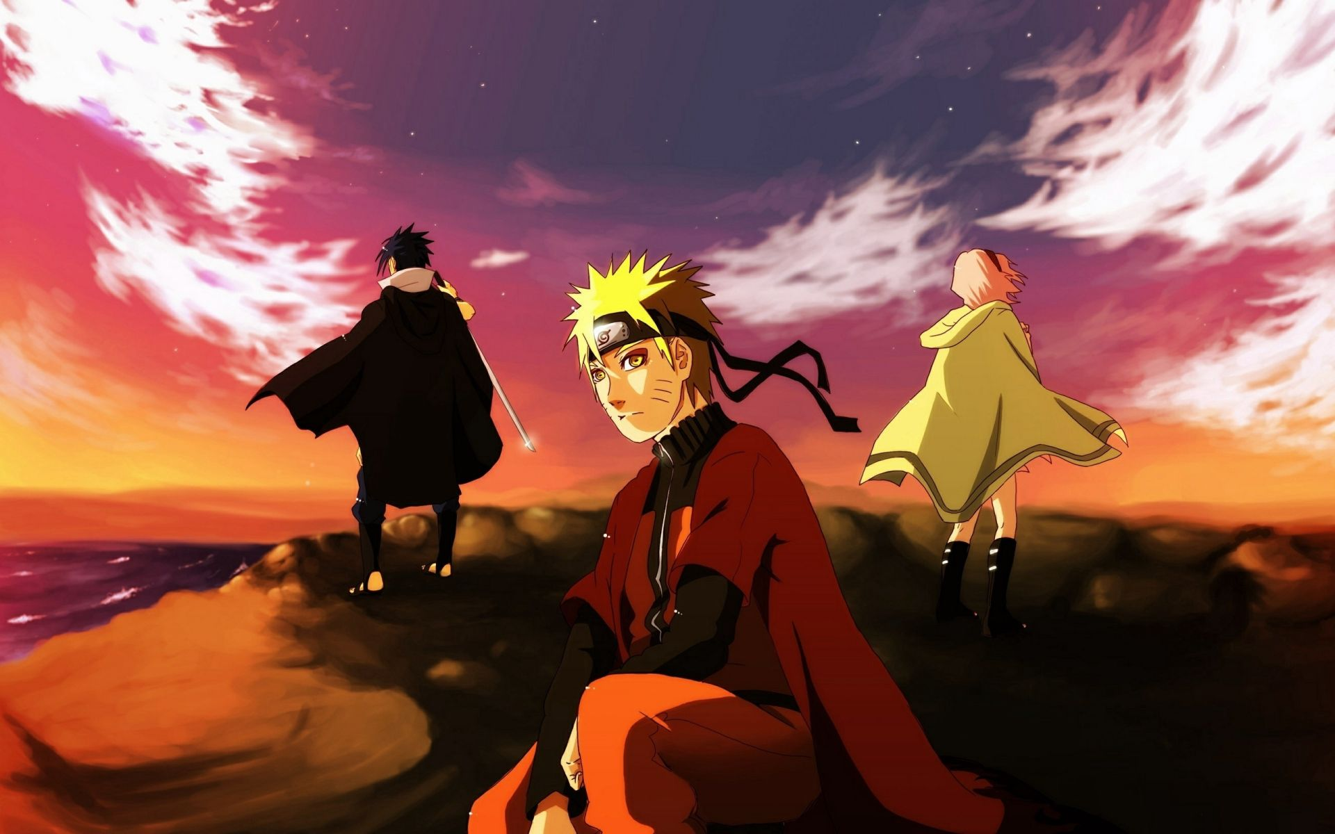 Naruto Desktop, Background Wallpaper HD