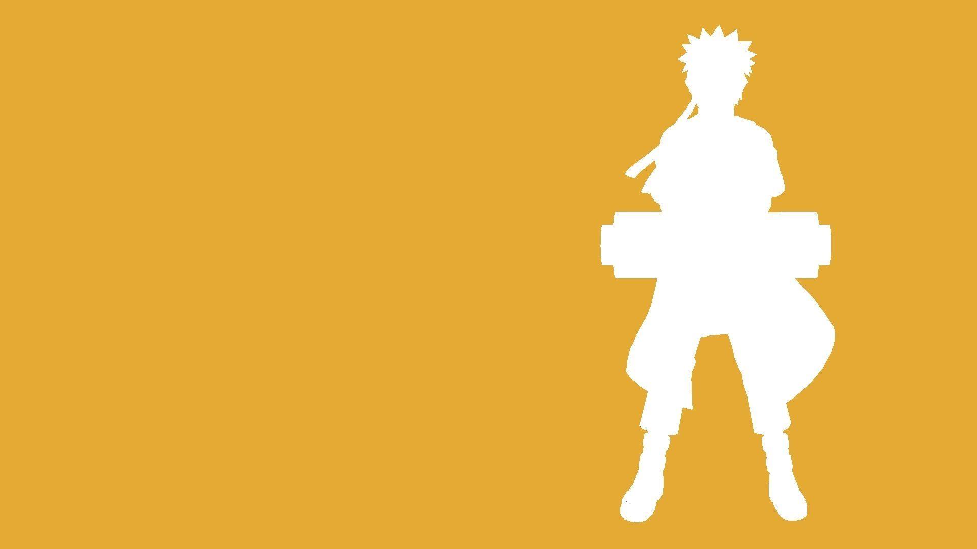 Naruto Minimalist, Good Wallpaper