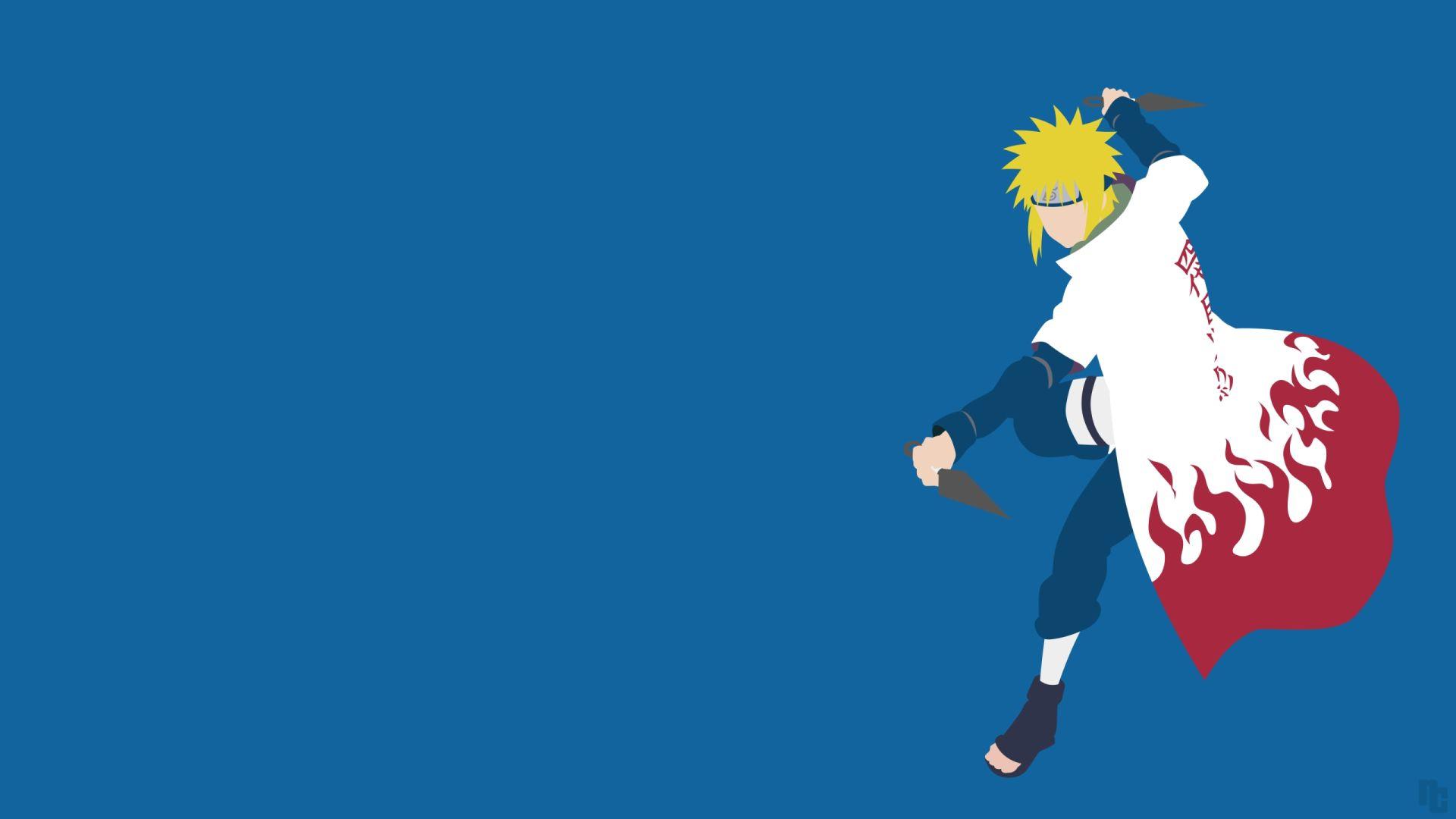 Naruto Minimalist, Picture