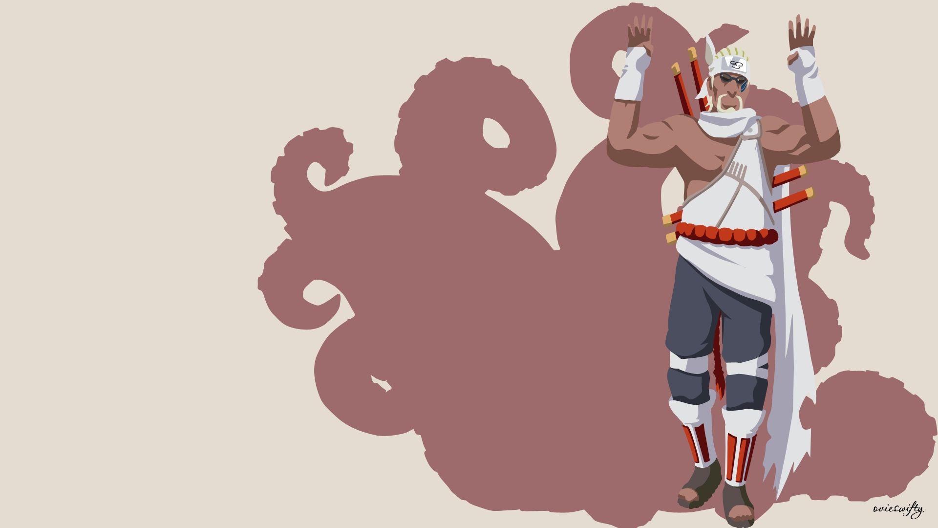 Naruto Minimalist, Best Wallpaper
