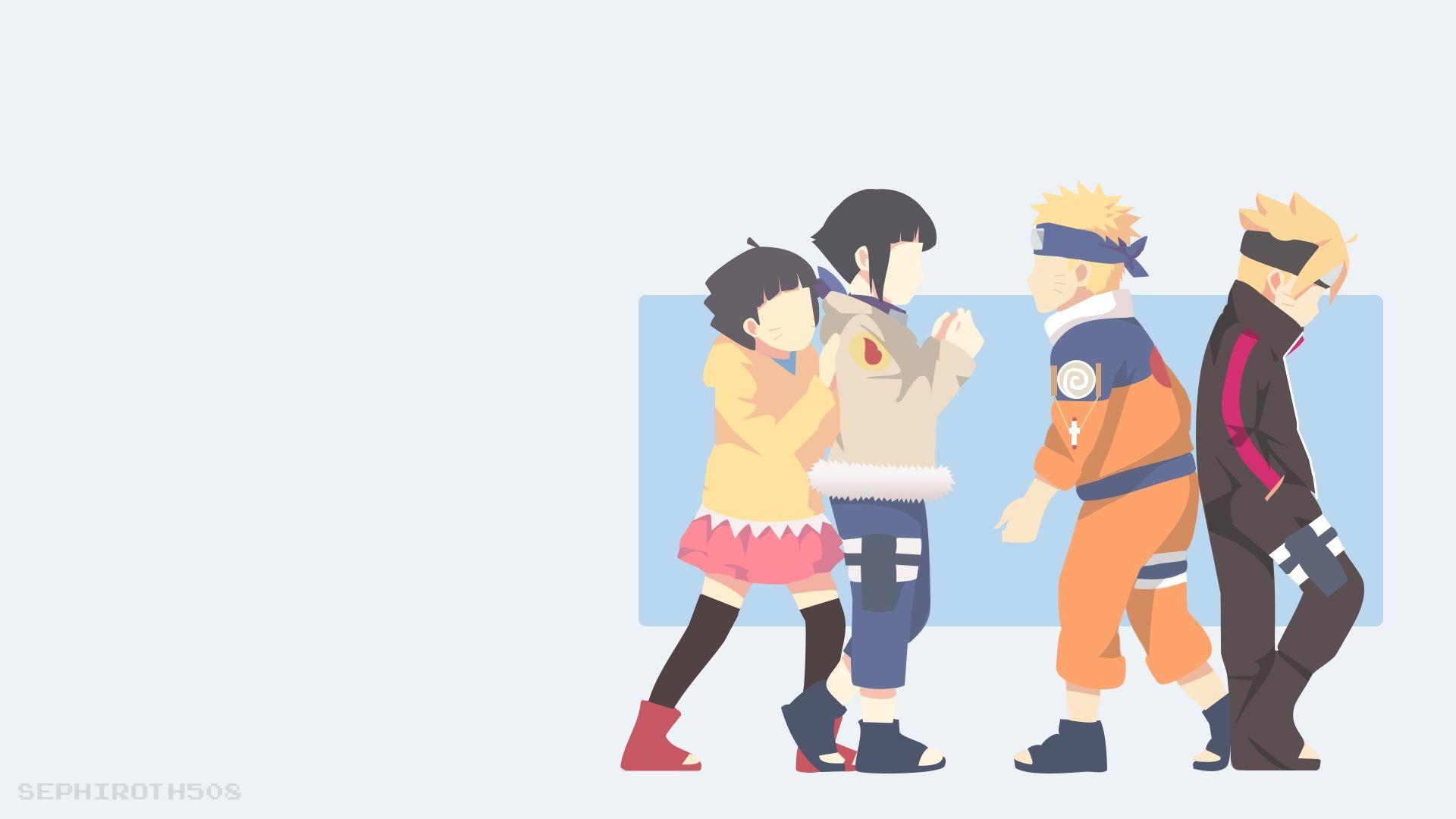 Naruto Minimalist, New Wallpaper