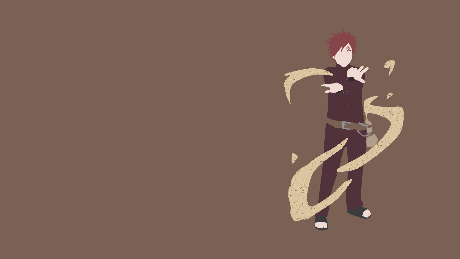 Naruto Minimalist, Background