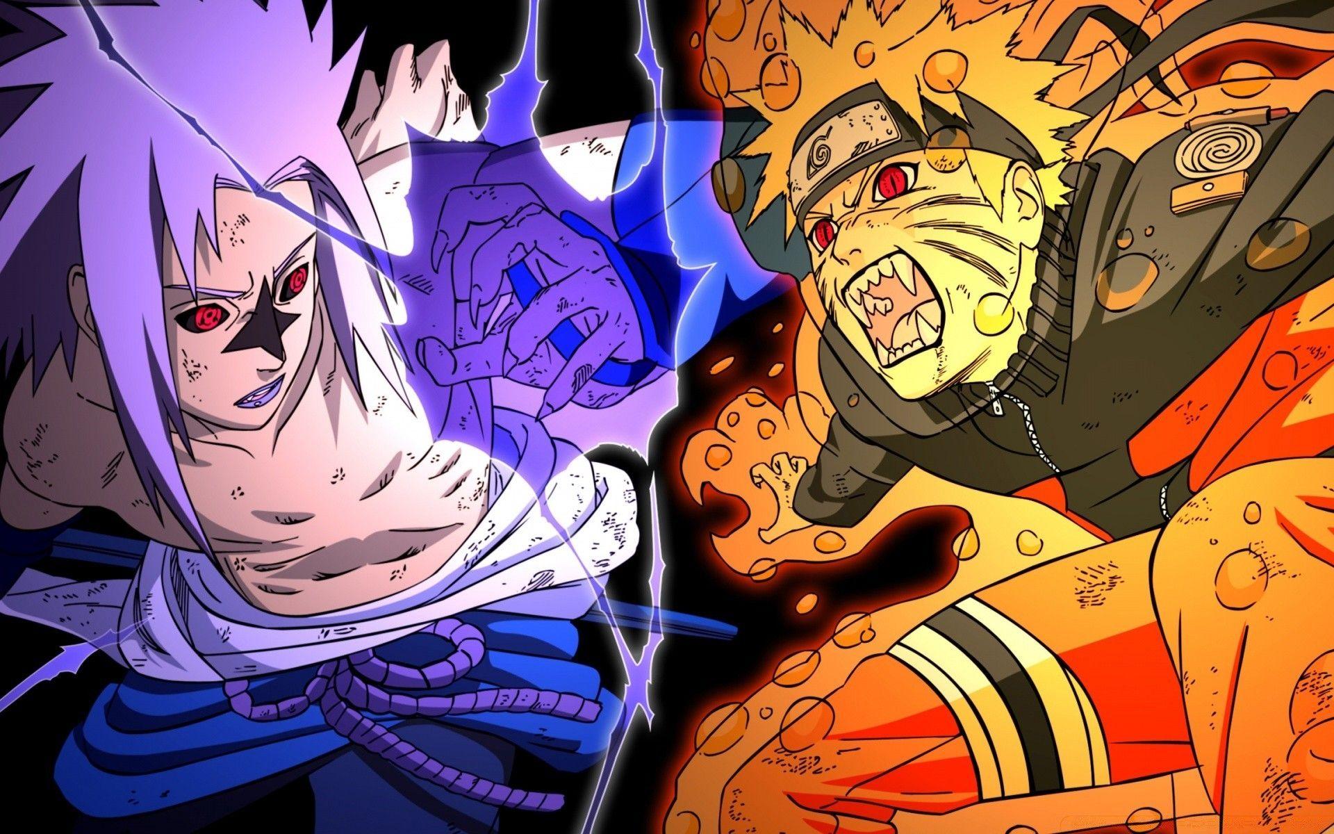 Naruto Wallpaper Art Hd, Wallpaper Theme