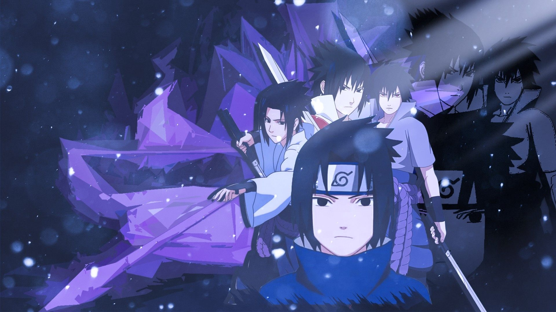 Naruto, Full HD Wallpaper