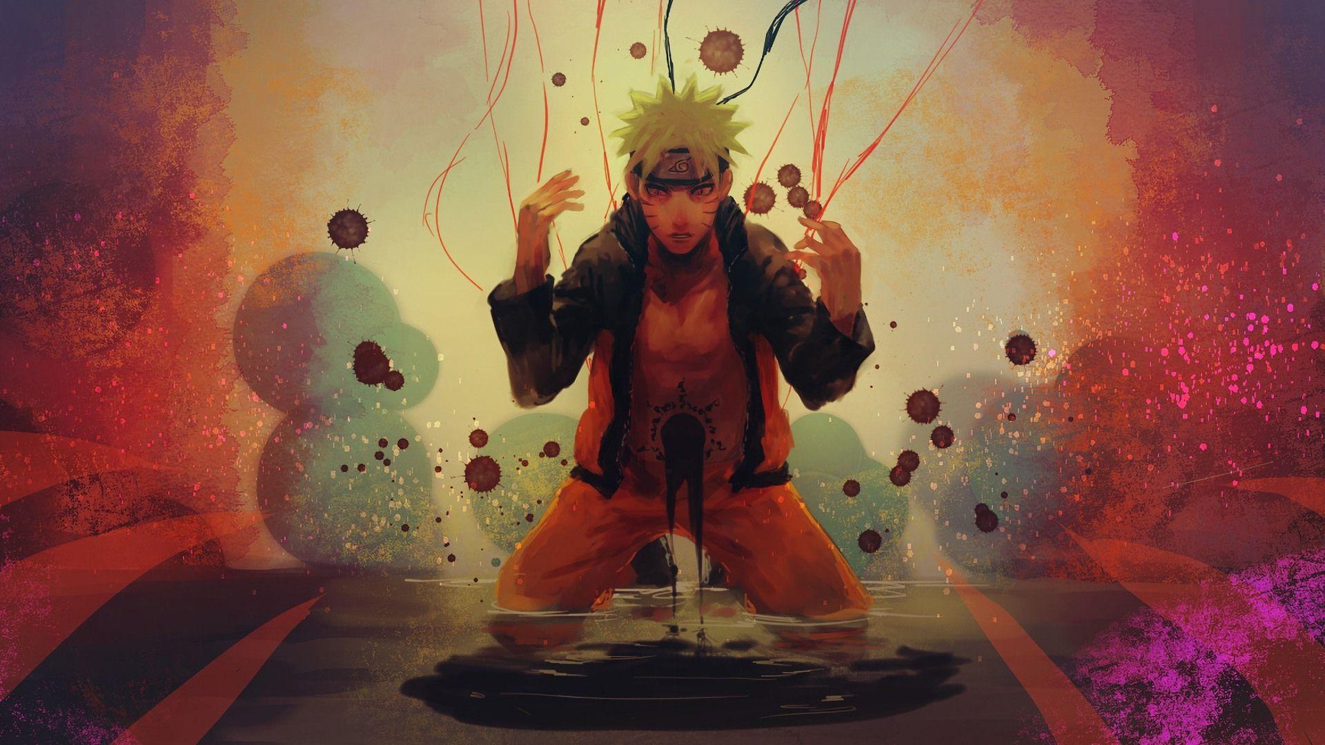 Naruto Art Hd, Wallpaper Theme