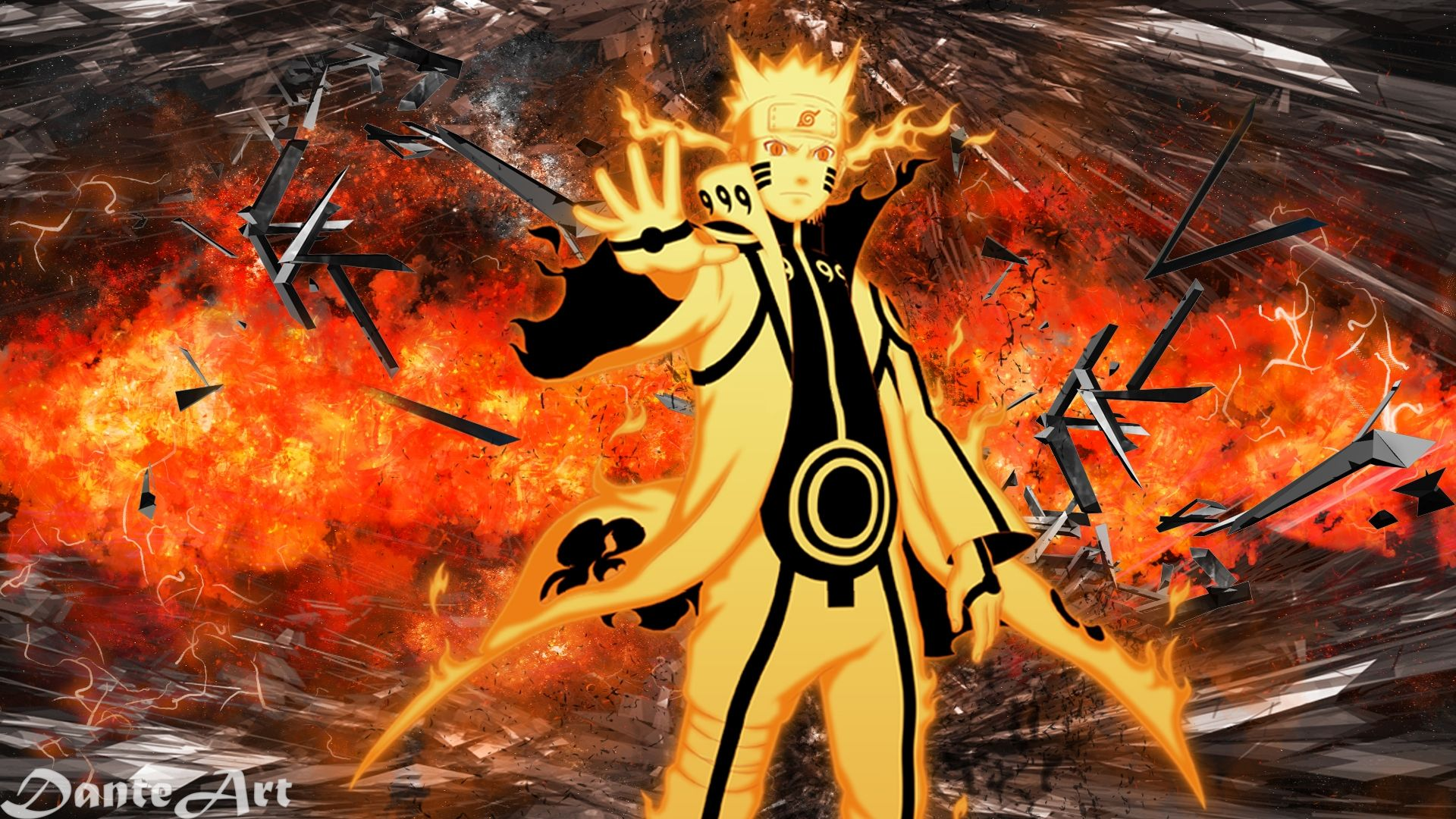 Naruto, 1080p Wallpaper