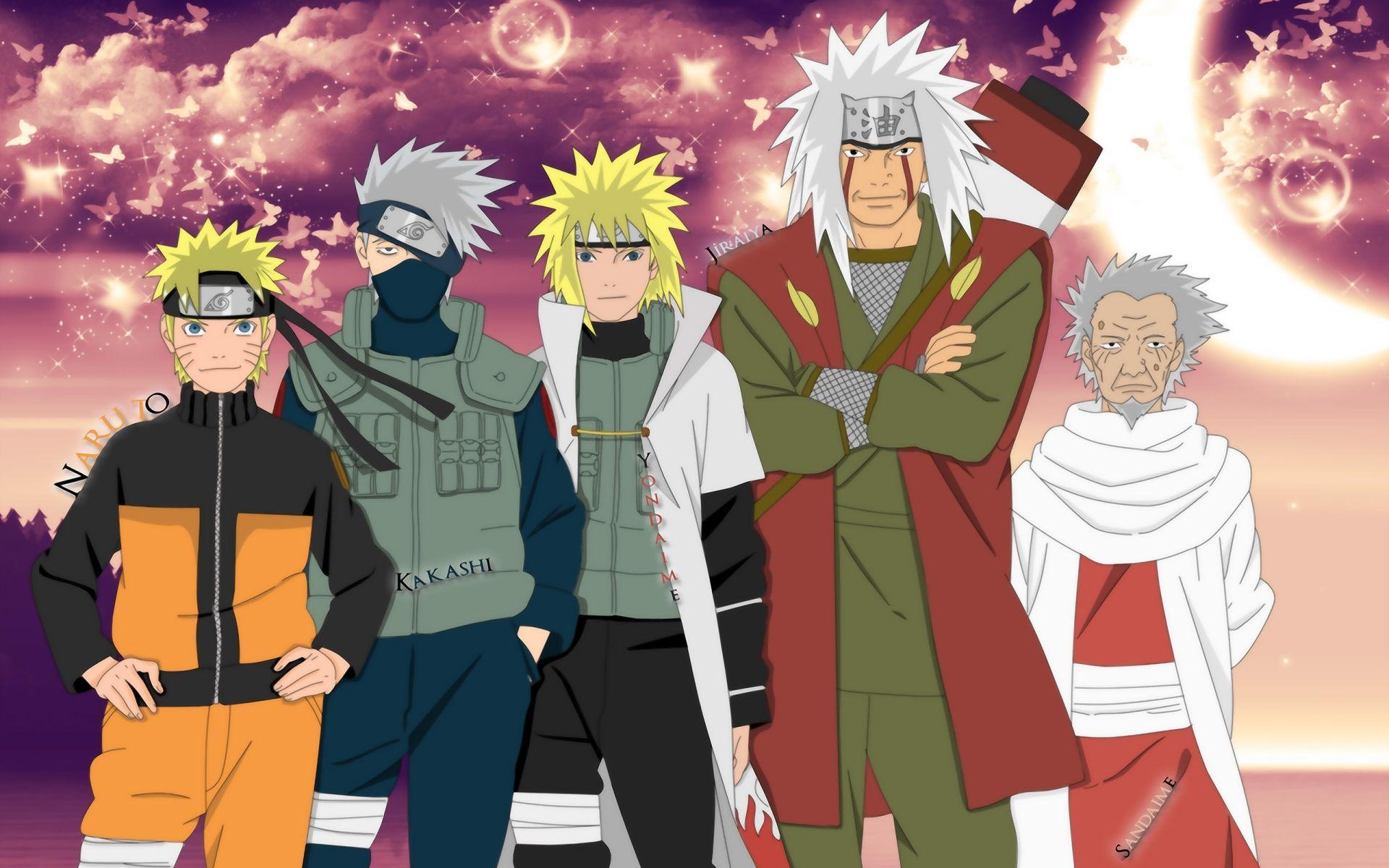 Naruto HD, Free Wallpaper