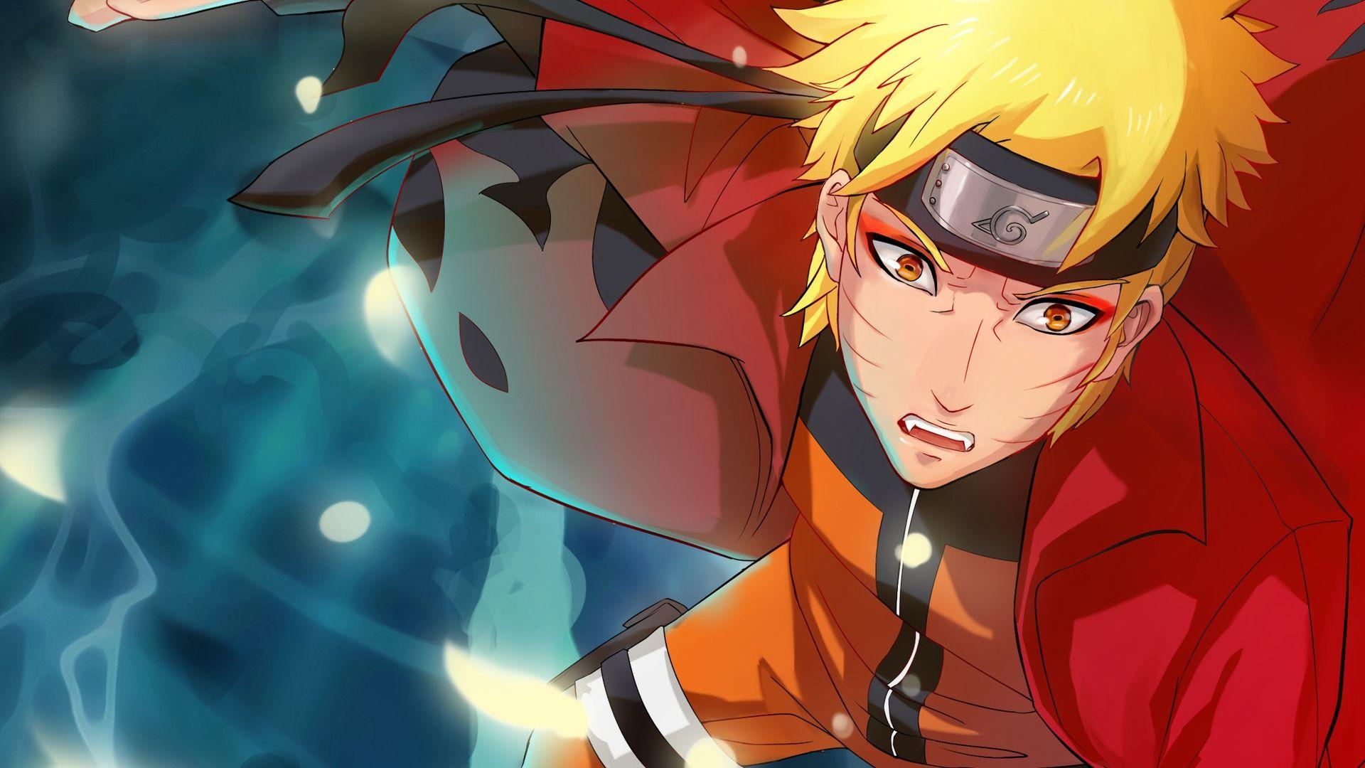 Naruto hd, Free Desktop Wallpaper