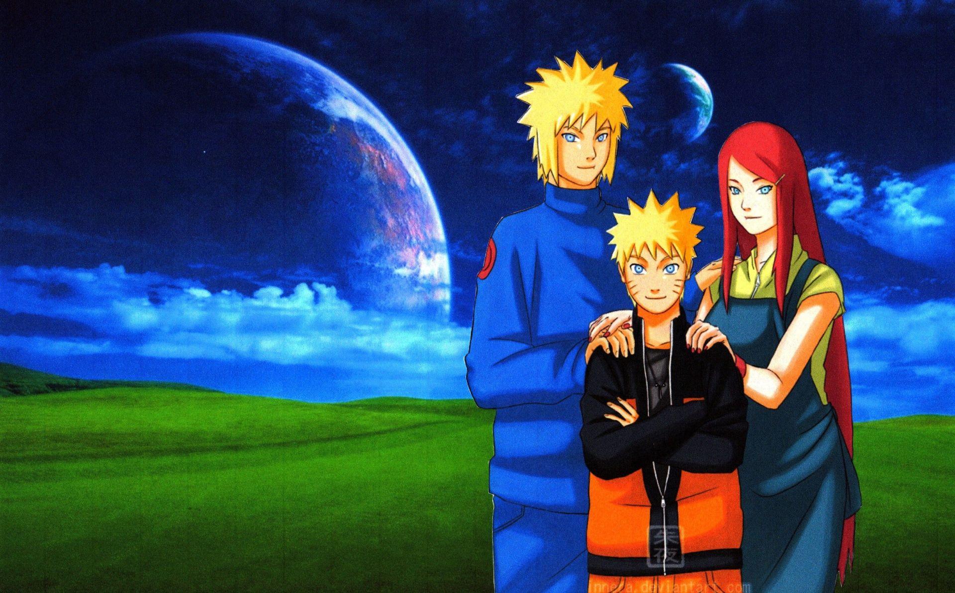 Naruto Art hd, Background Wallpaper HD