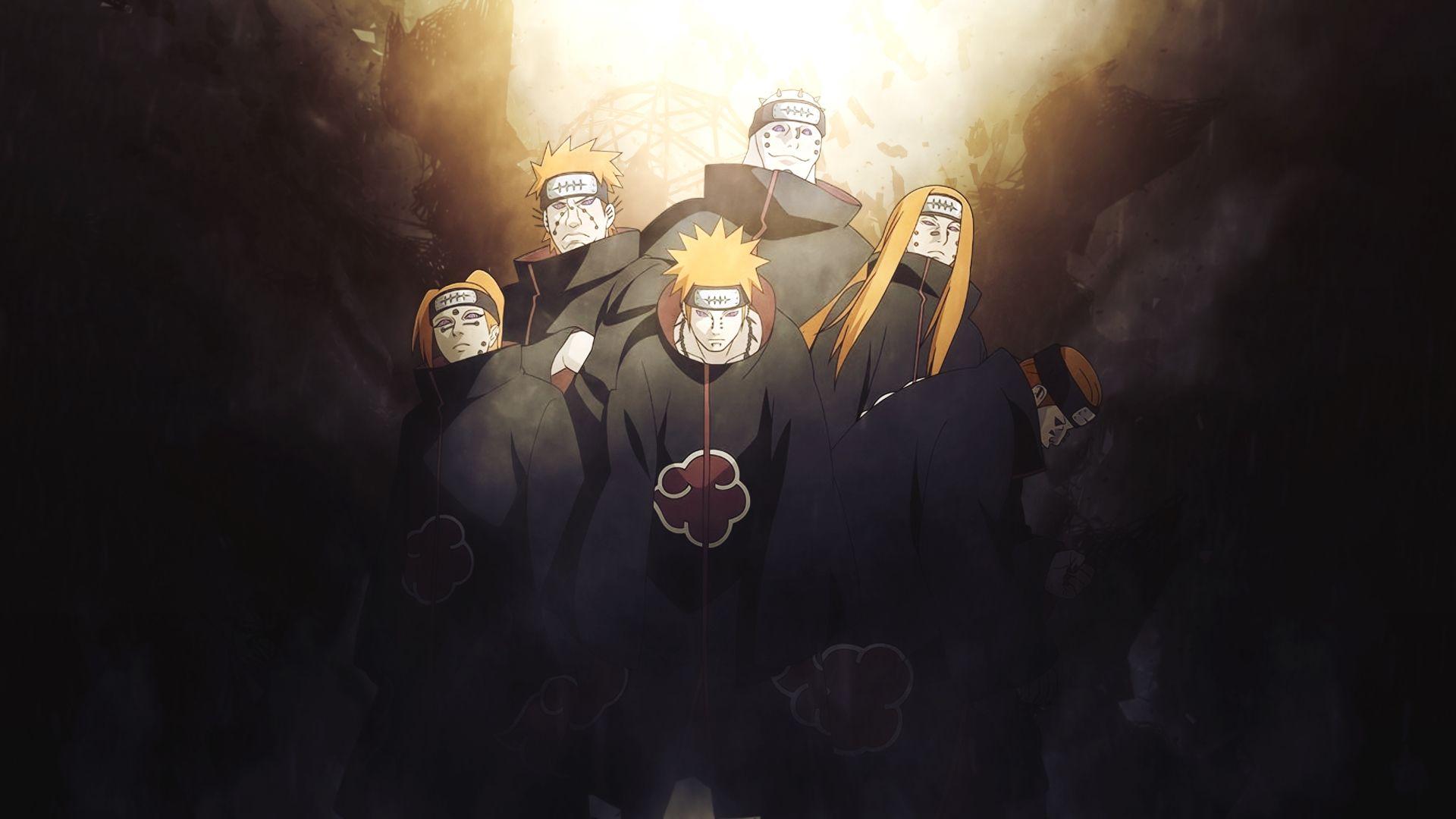 Naruto HD, Wallpaper Image