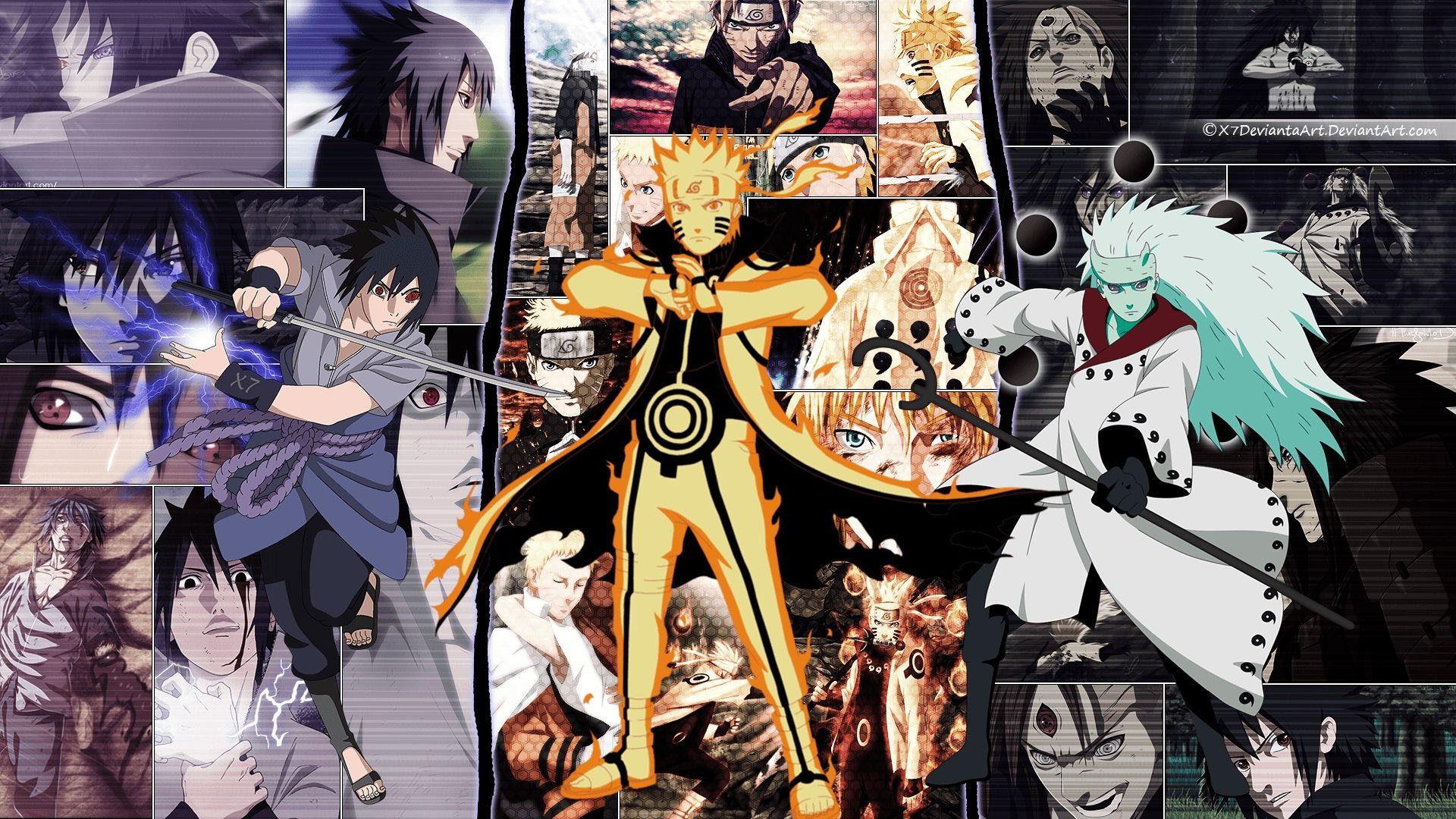 Naruto Art Hd, Best Wallpaper