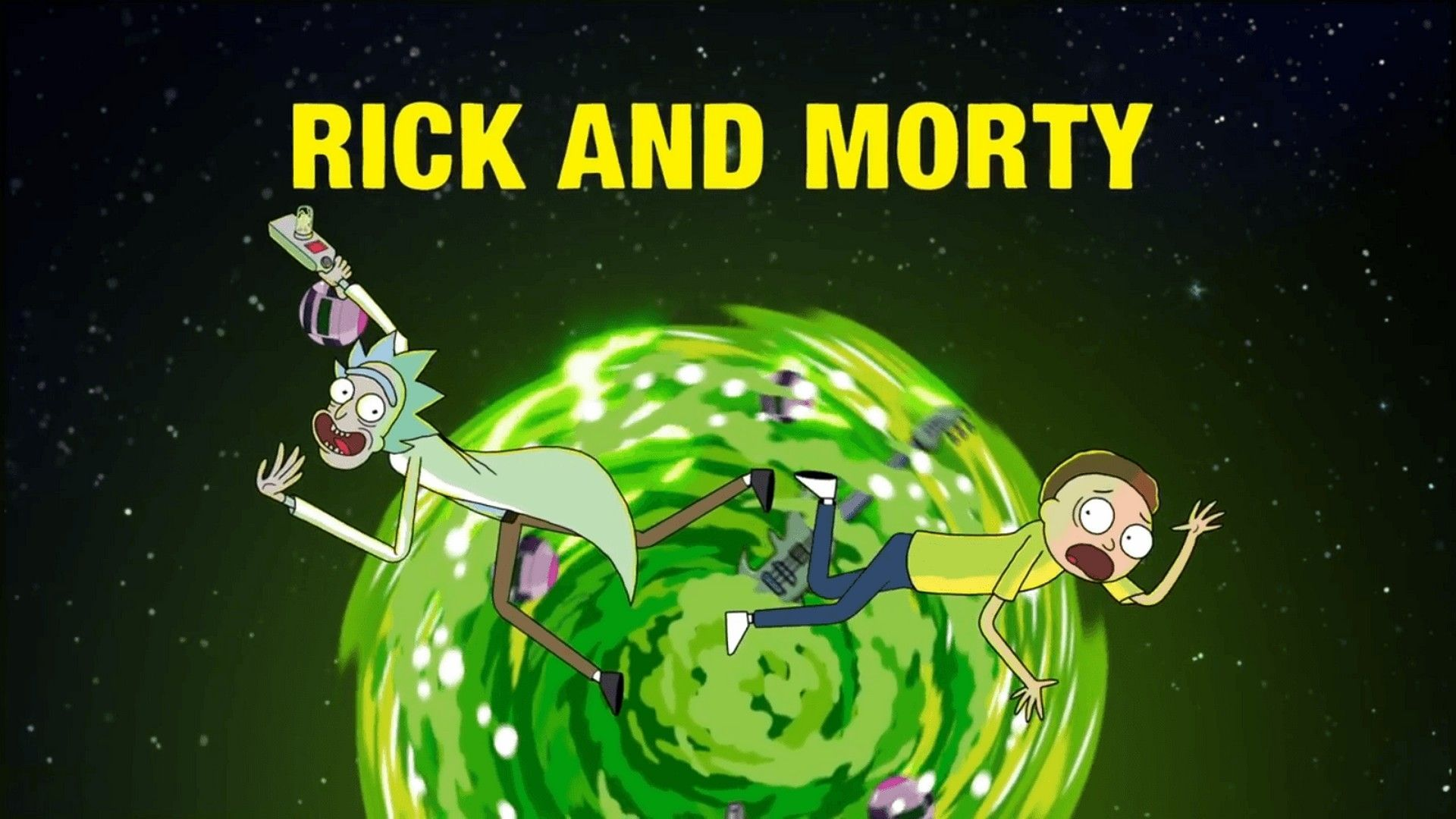 rick and morty wallpaper portal wallpaper 006
