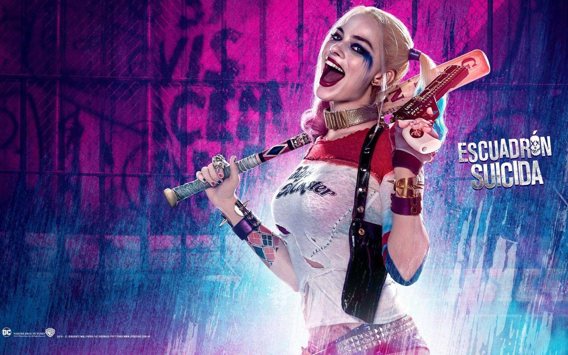 Suicide Squad Harley Quinn, Download Wallpaper