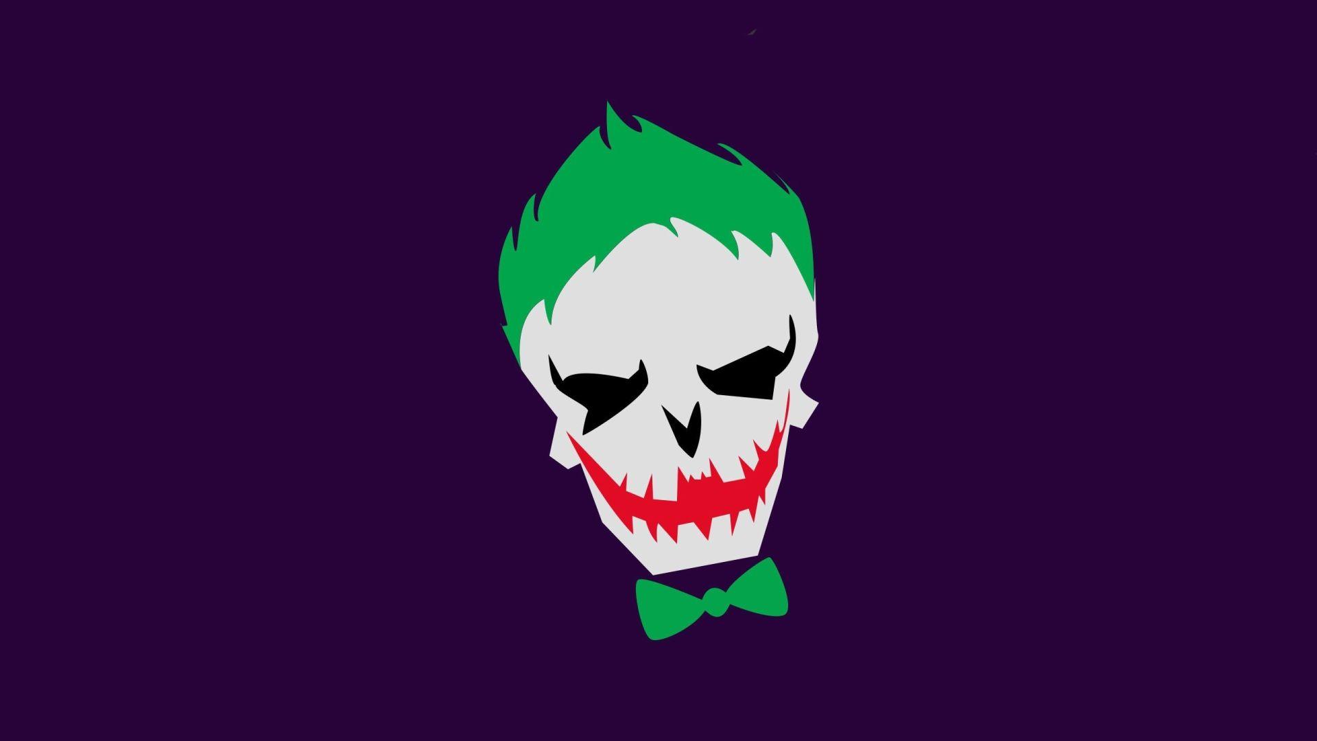 Suicide Squad, Joker Background Wallpaper HD