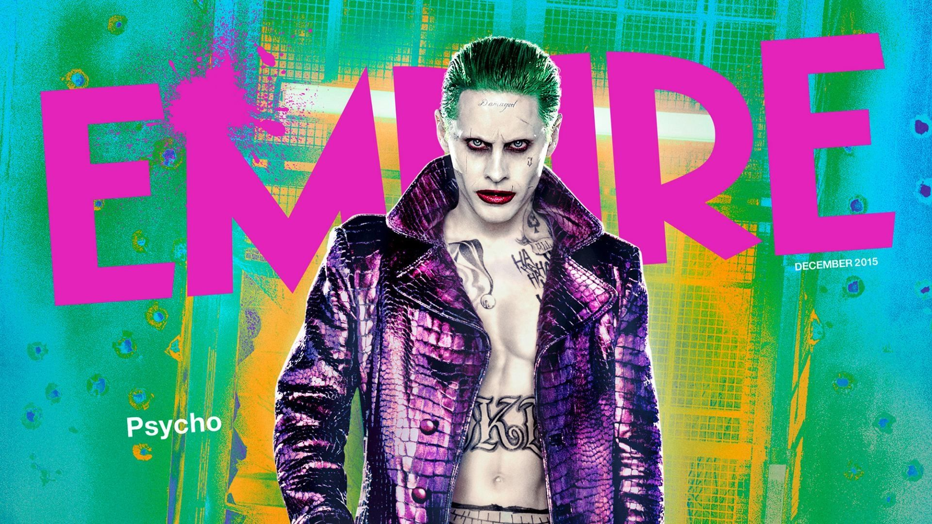 Suicide Squad, Joker Wallpaper Image