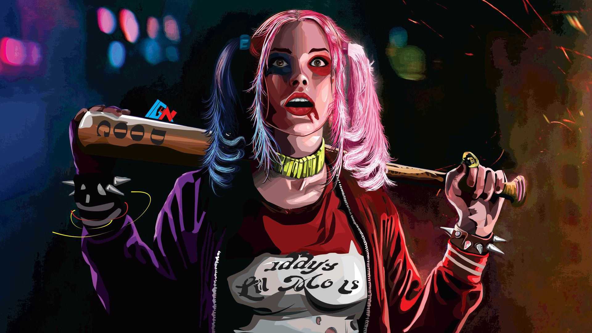 26 Suicide Squad Harley Quinn Wallpapers Wallpaperboat