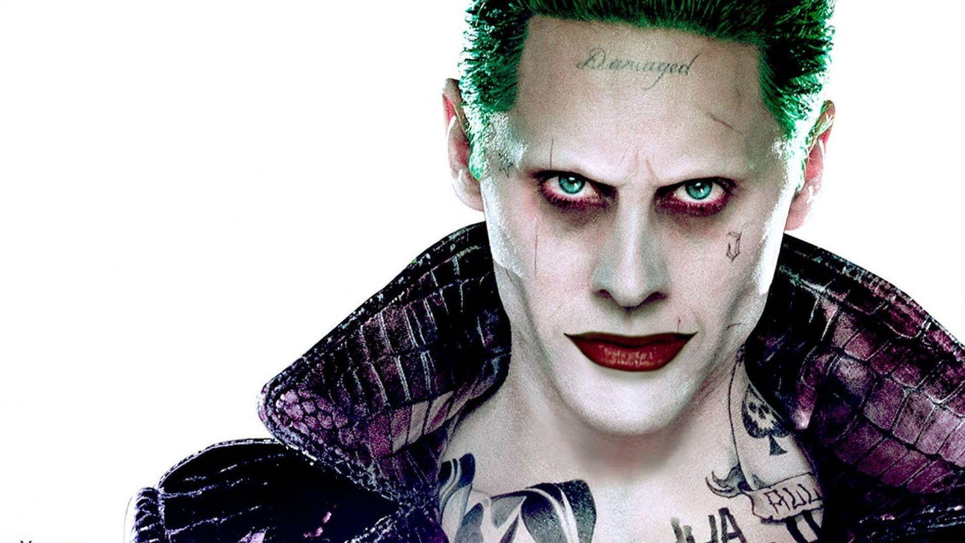 Suicide Squad, Joker Free Download Wallpaper