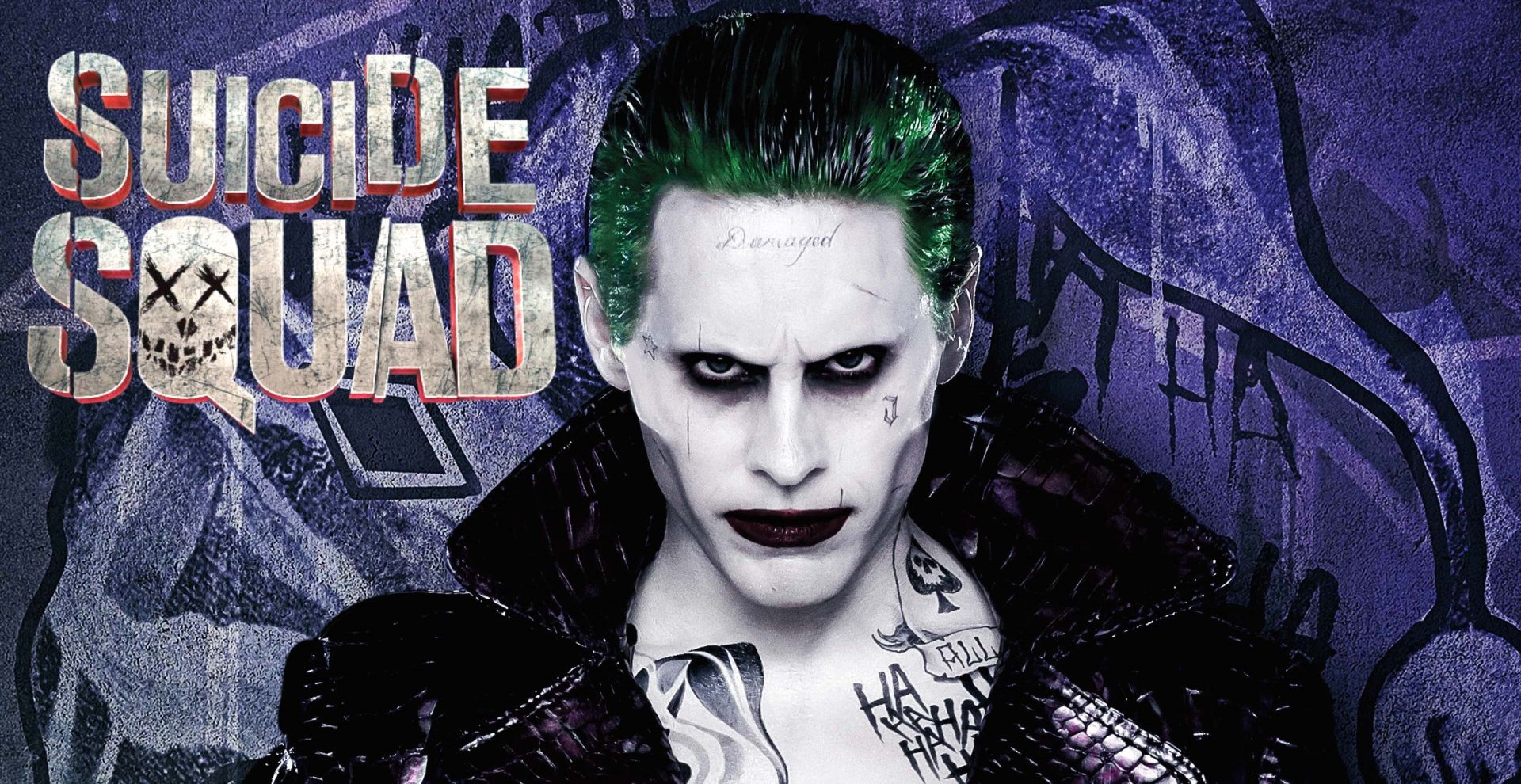 Suicide Squad Joker, Free Wallpaper and Background
