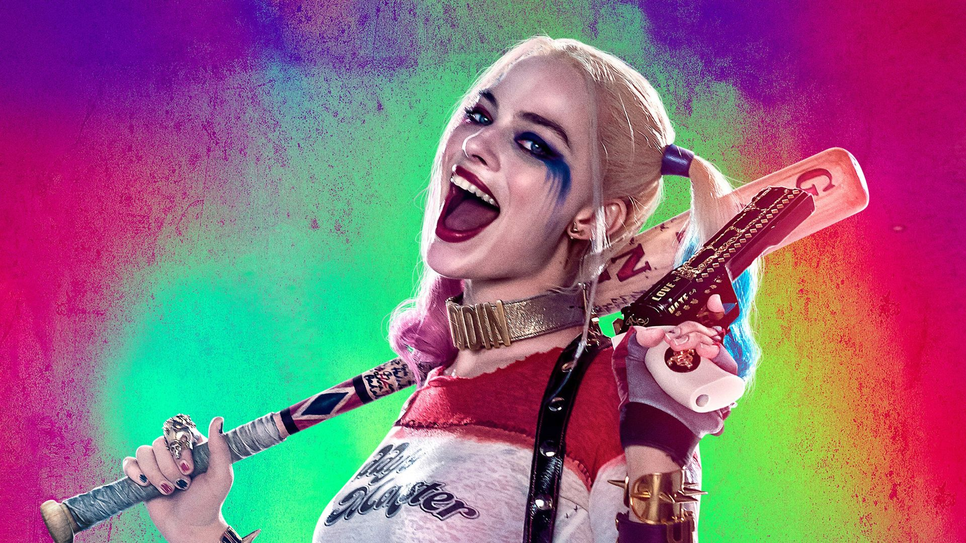 Suicide Squad Harley Quinn, Computer Wallpaper