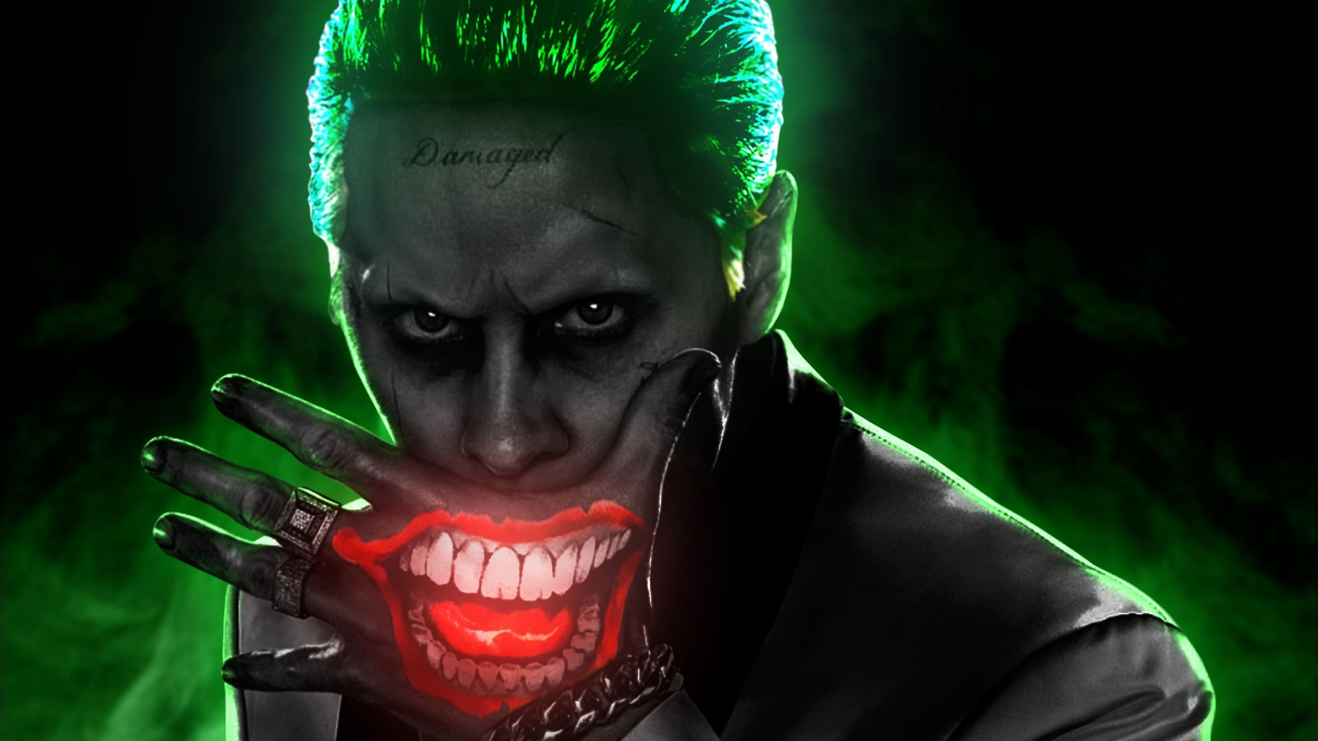 27 Suicide Squad Joker Wallpapers Wallpaperboat