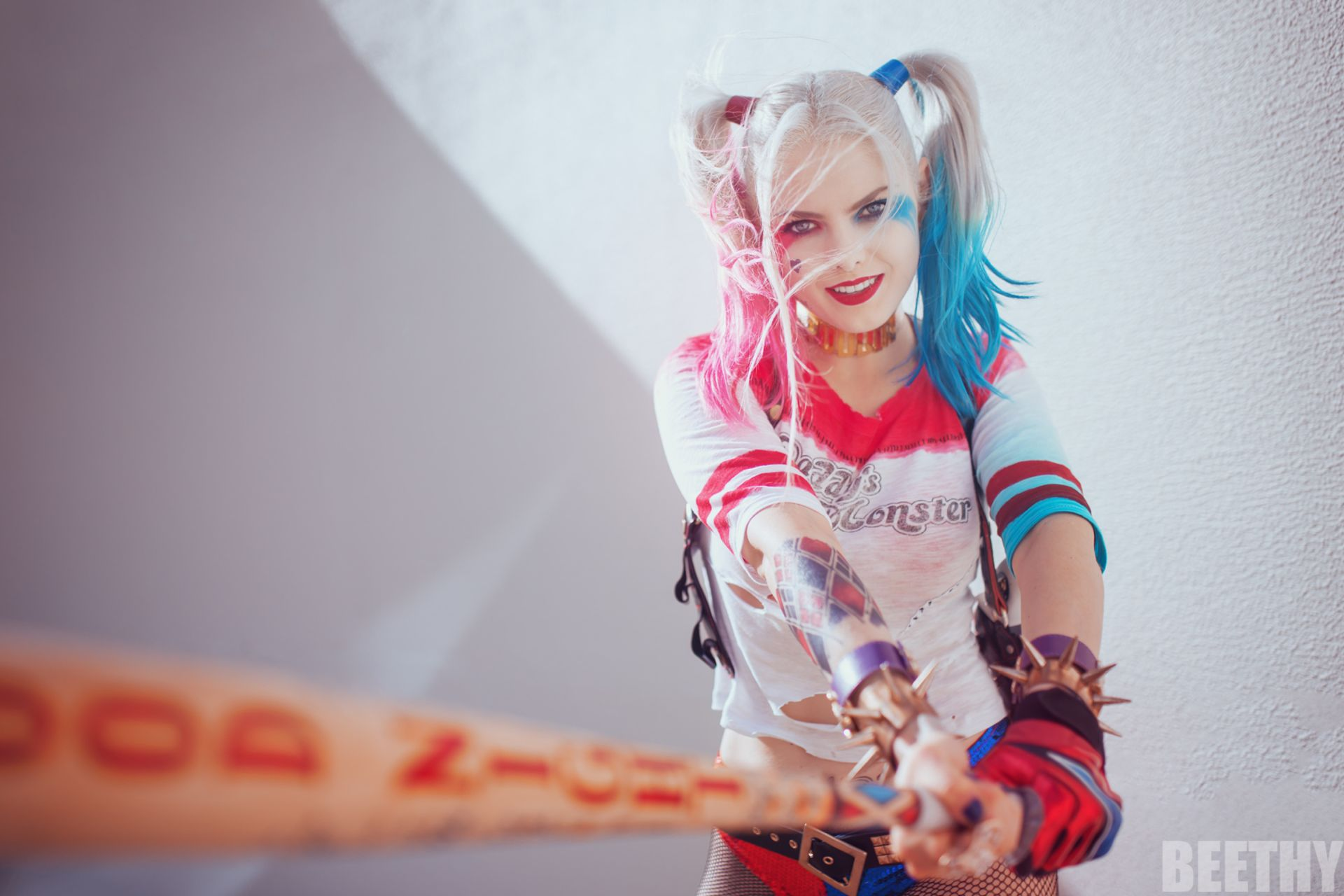 Suicide Squad Harley Quinn, Wallpaper Theme