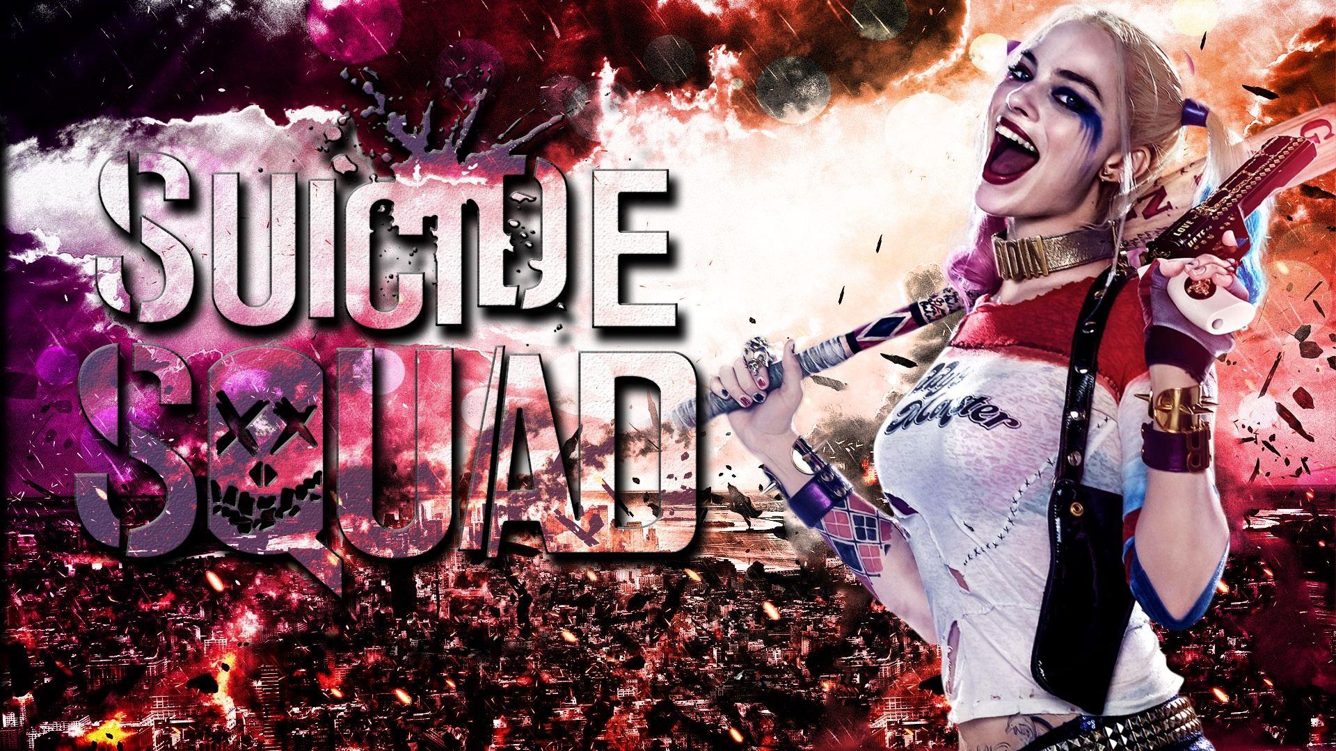 Suicide Squad, Best Wallpaper